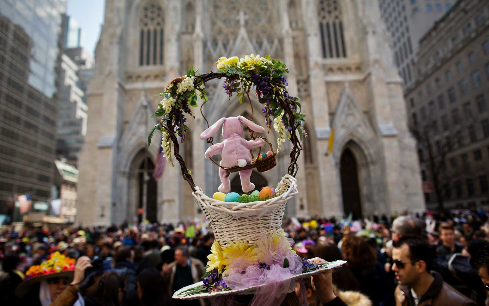 New York City Easter Bonnet Parade