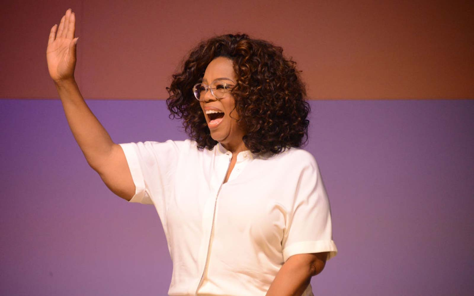Oprah delivers keynote address at Nelson Mandela Foundation women summit