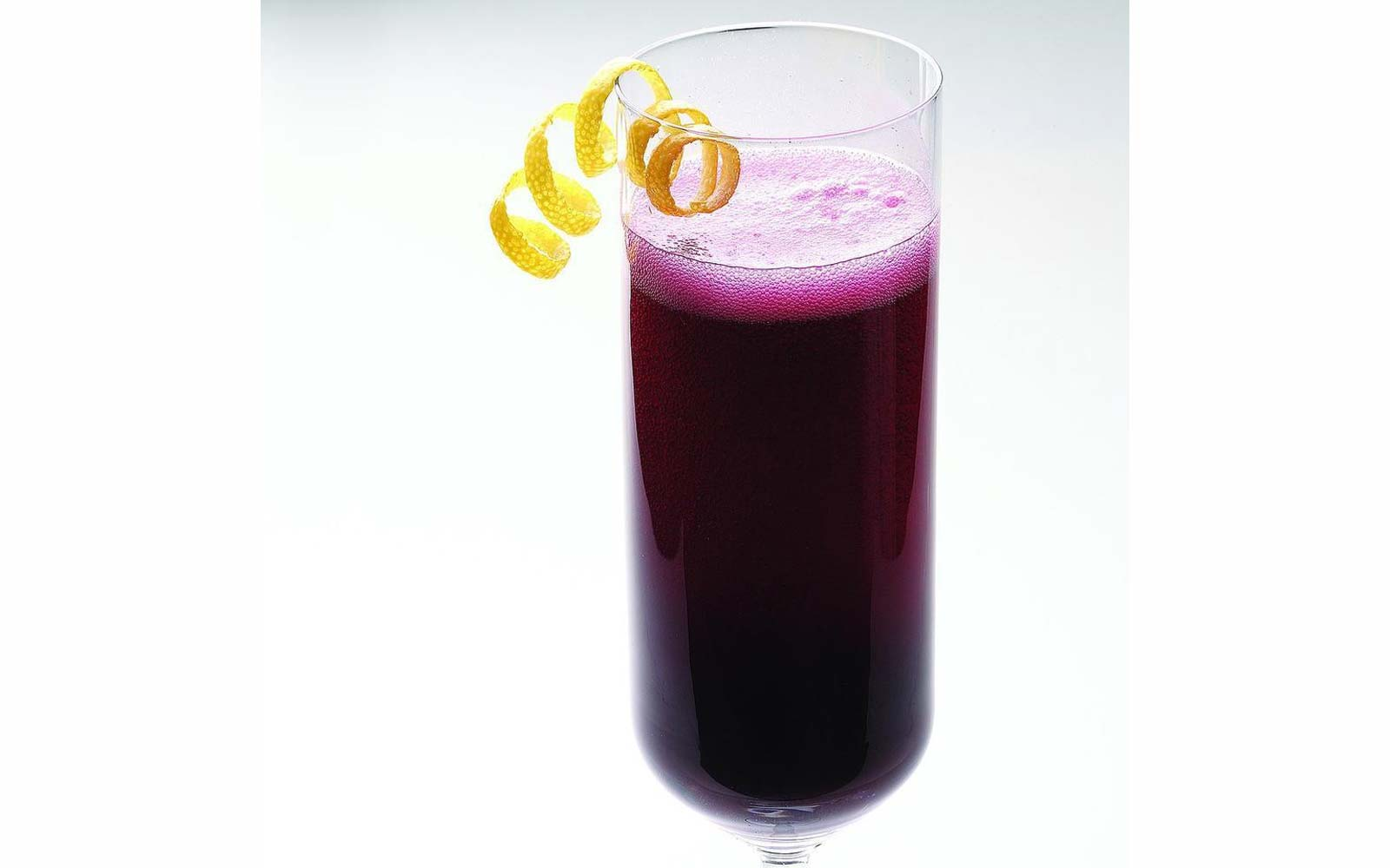 Blueberry-Ginger Bellini