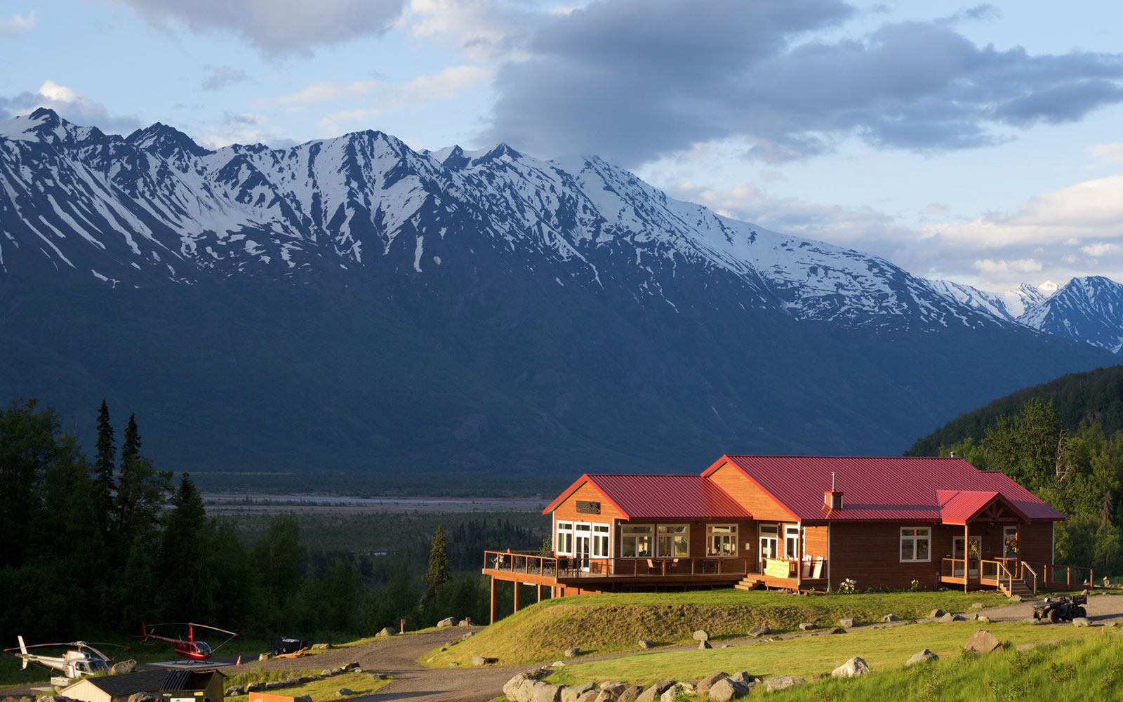 Knik River Lodge, Alaska