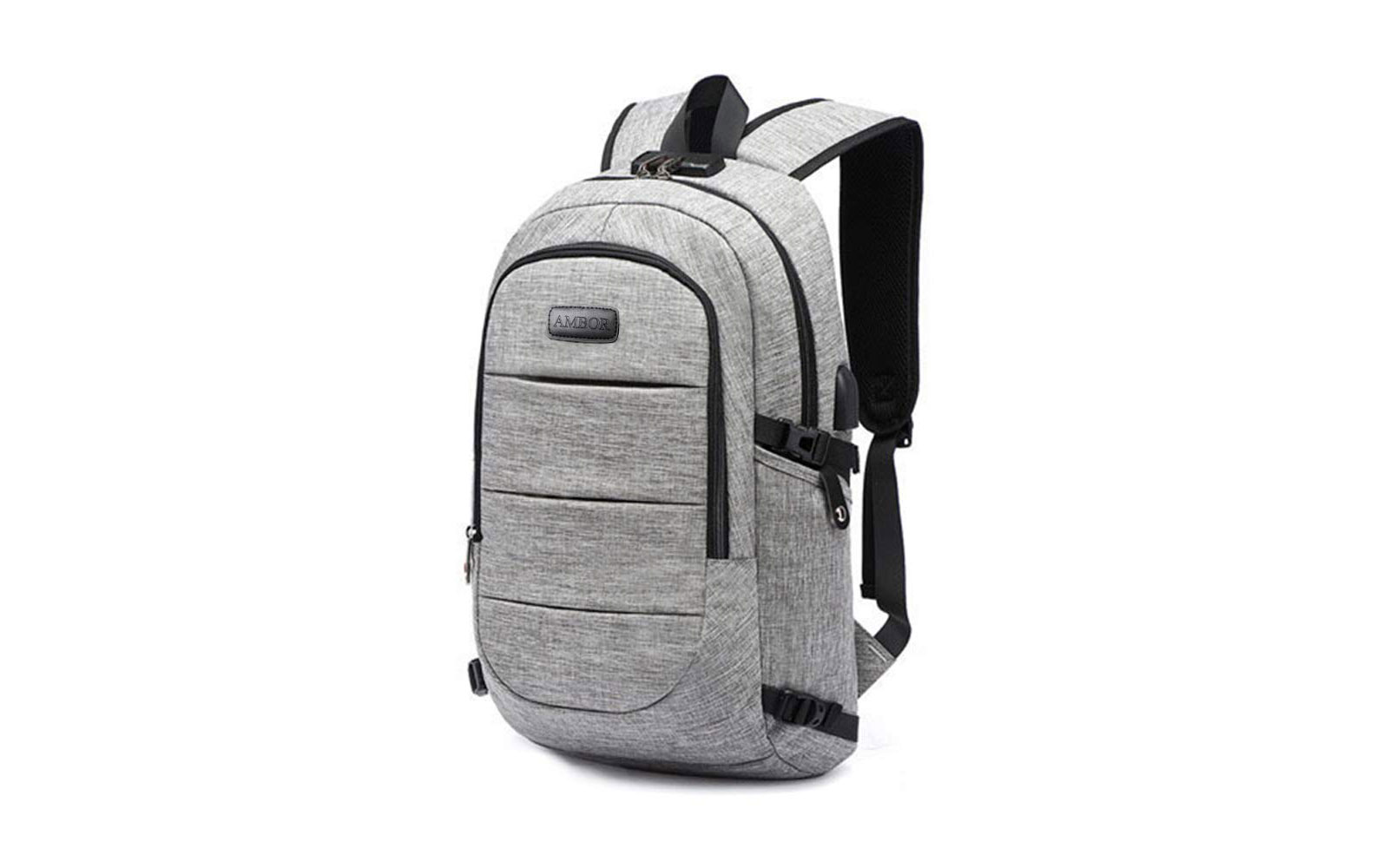 Laptop Backpack, Business Anti Theft Travel Backpack