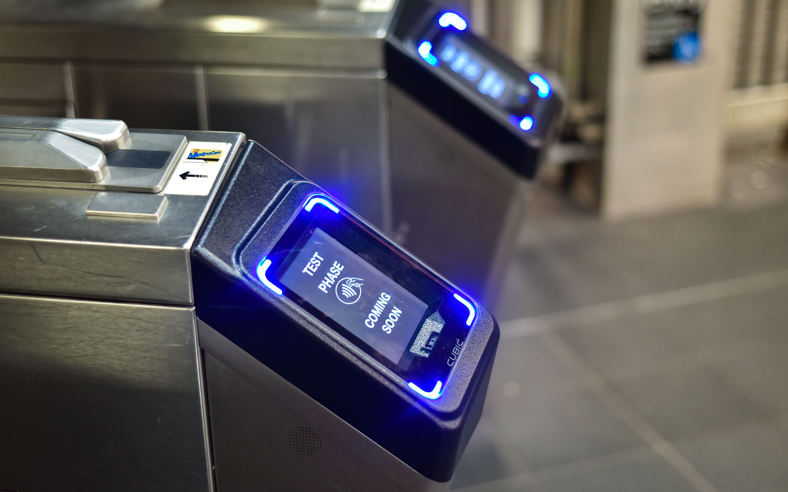 Contactless Card Reader
