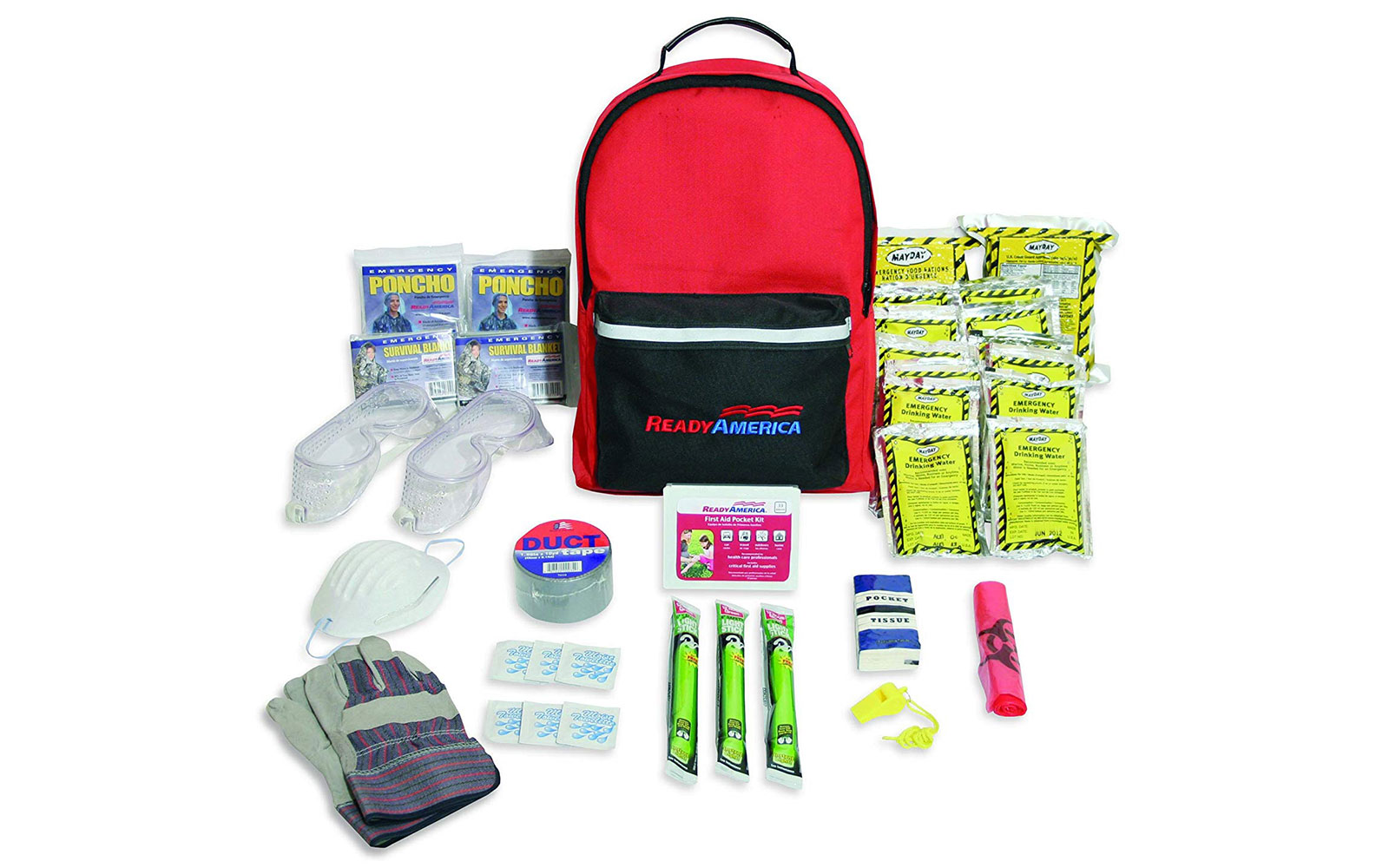 Ready America 70287 Tornado Emergency Kit