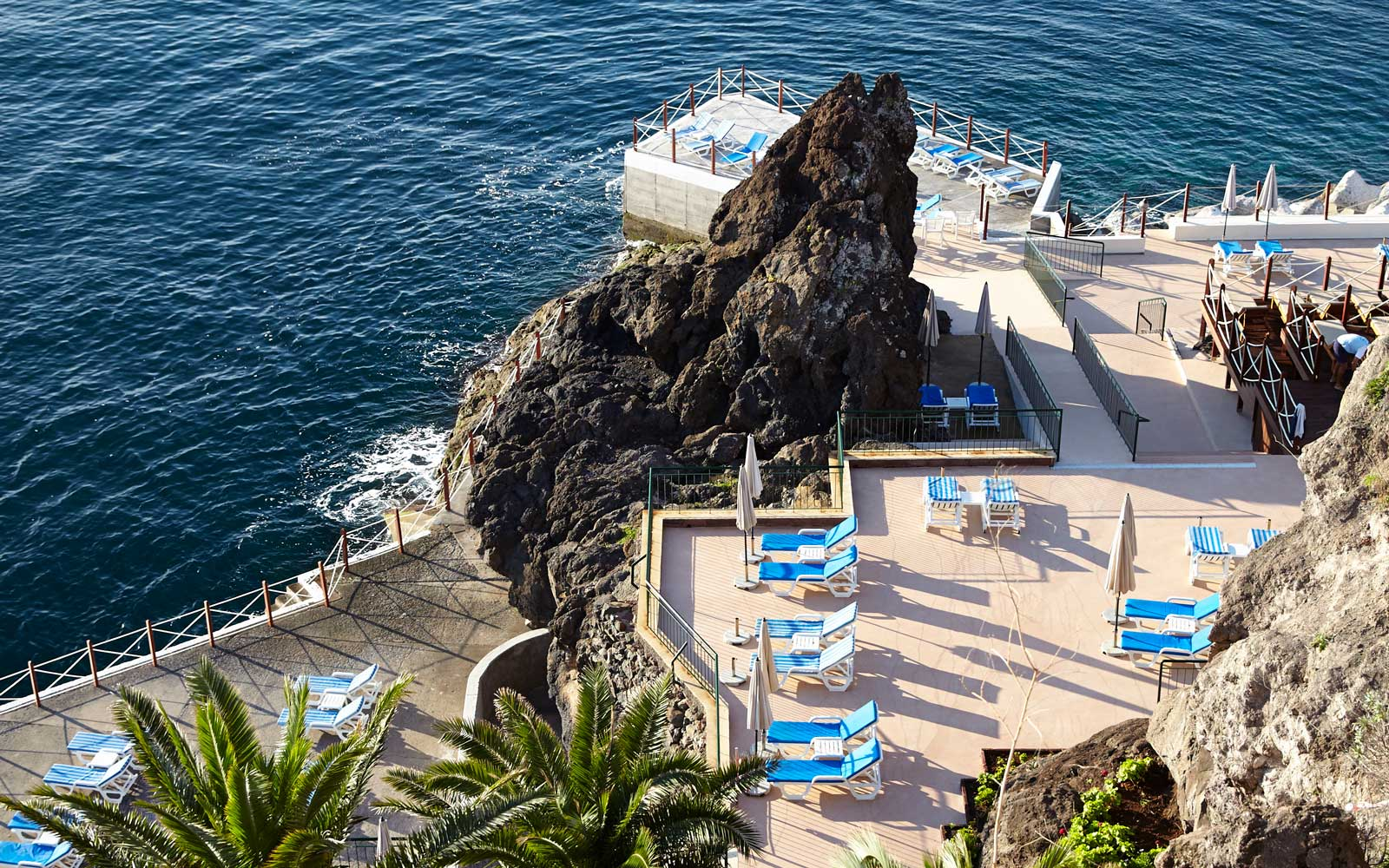 Cliff Bay Hotel, Madeira, Portugal