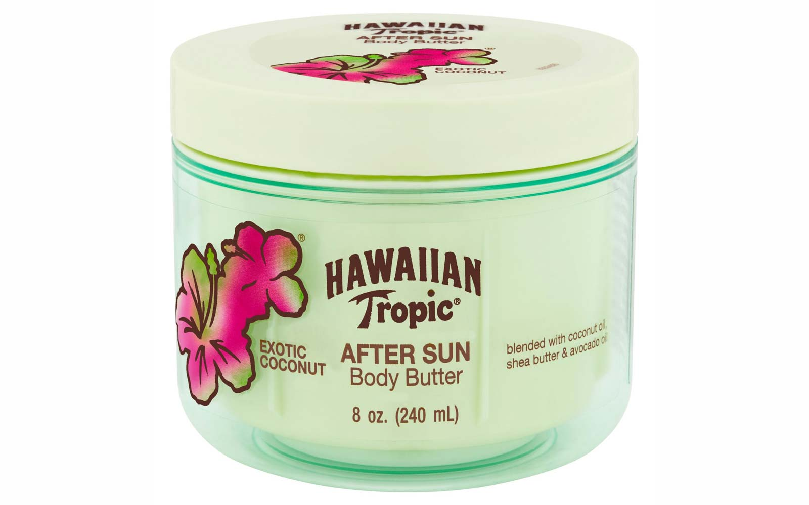 Hawaiian Tropic After Sun Hydrating Body Butter with Coconut Oil