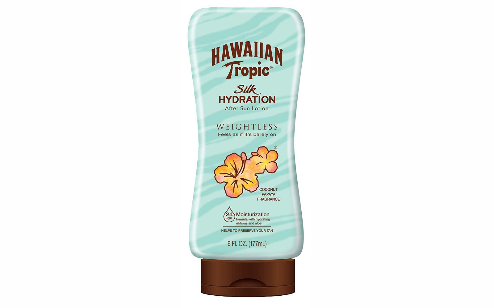 Hawaiian Tropic Silk Hydration Weightless After Sun Lotion