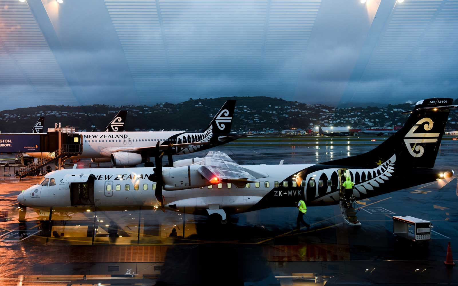 Air New Zealand Jobs
