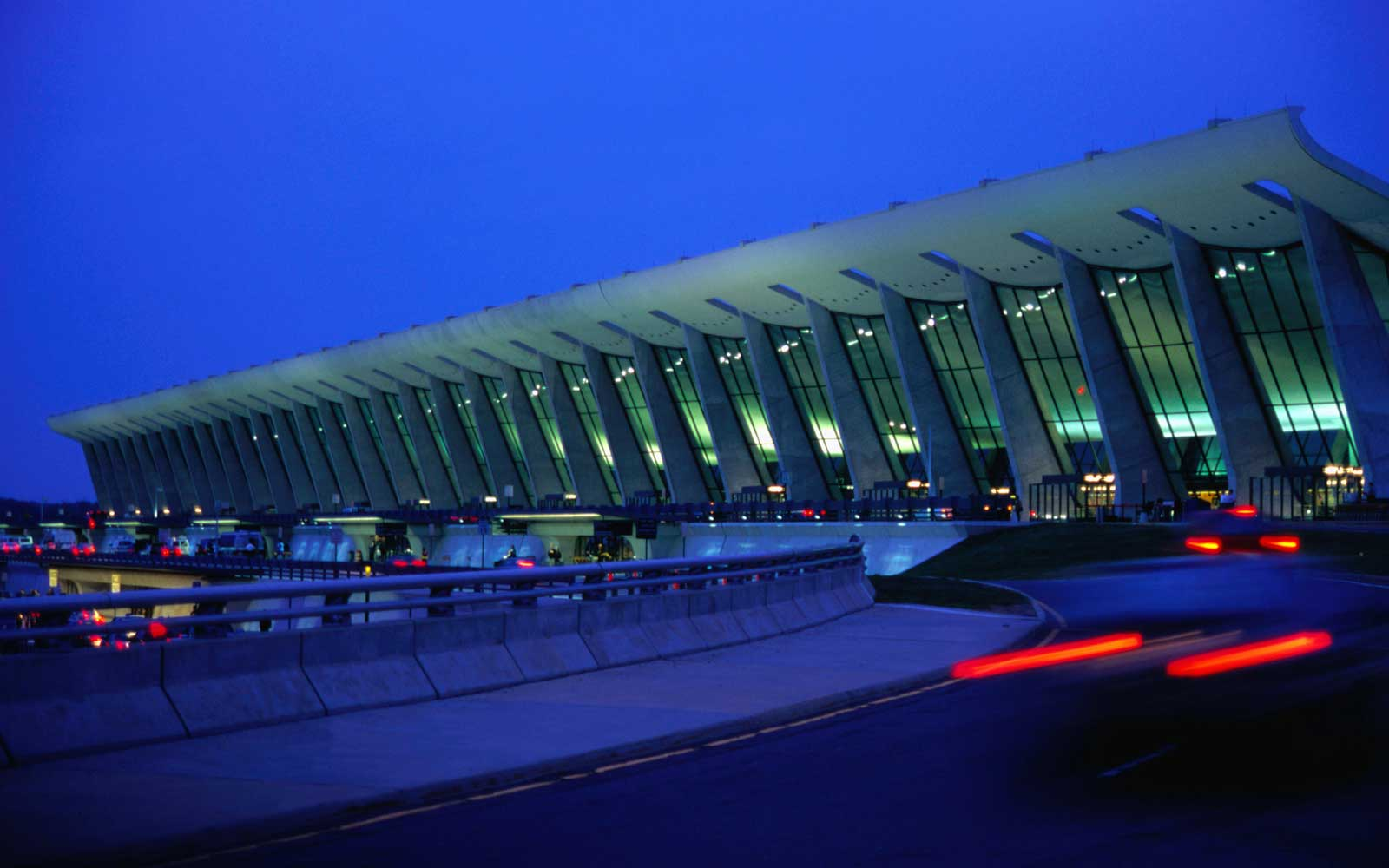 Dulles International Airport, Washington, DC