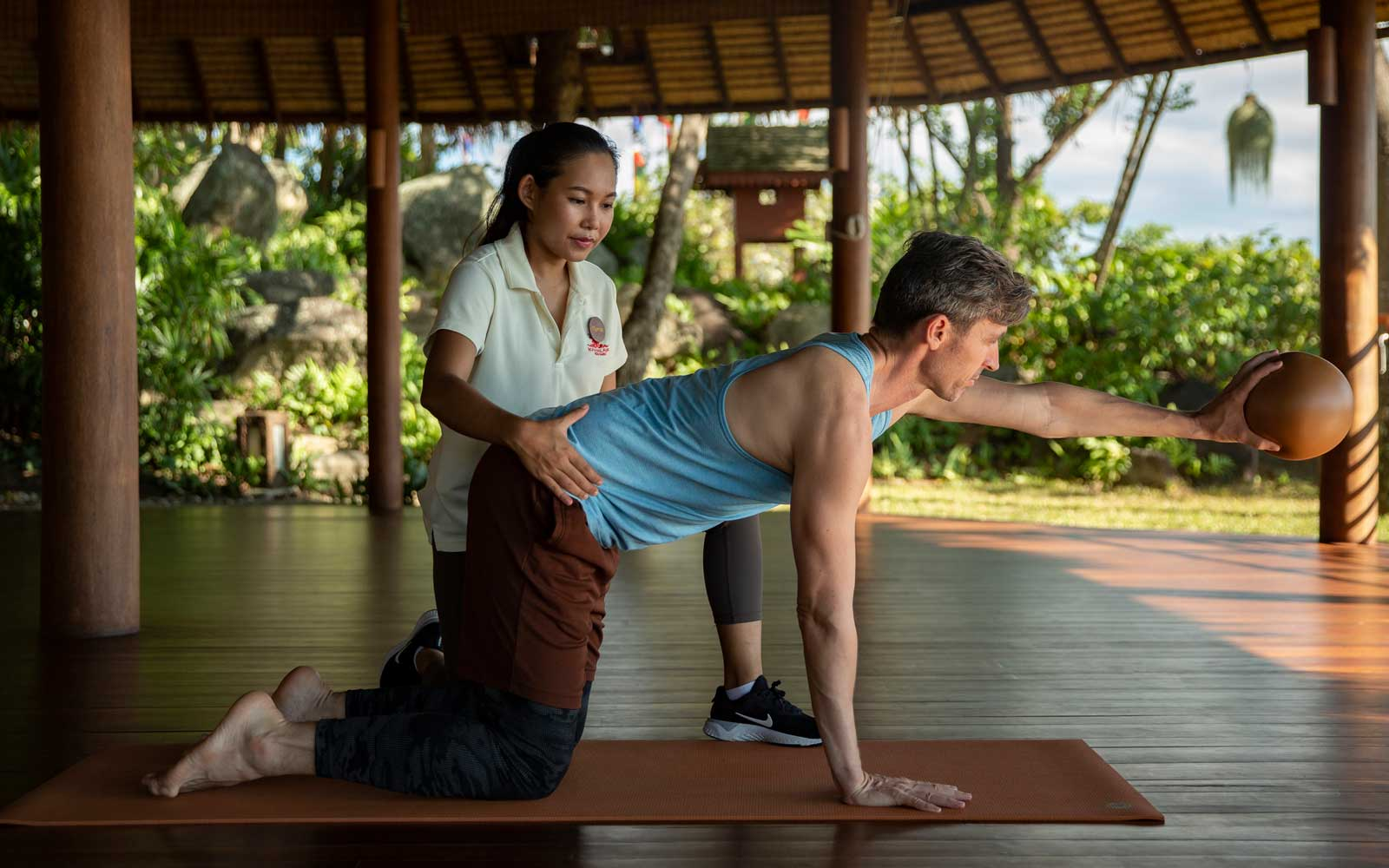 Kamalaya Structural Therapy program
