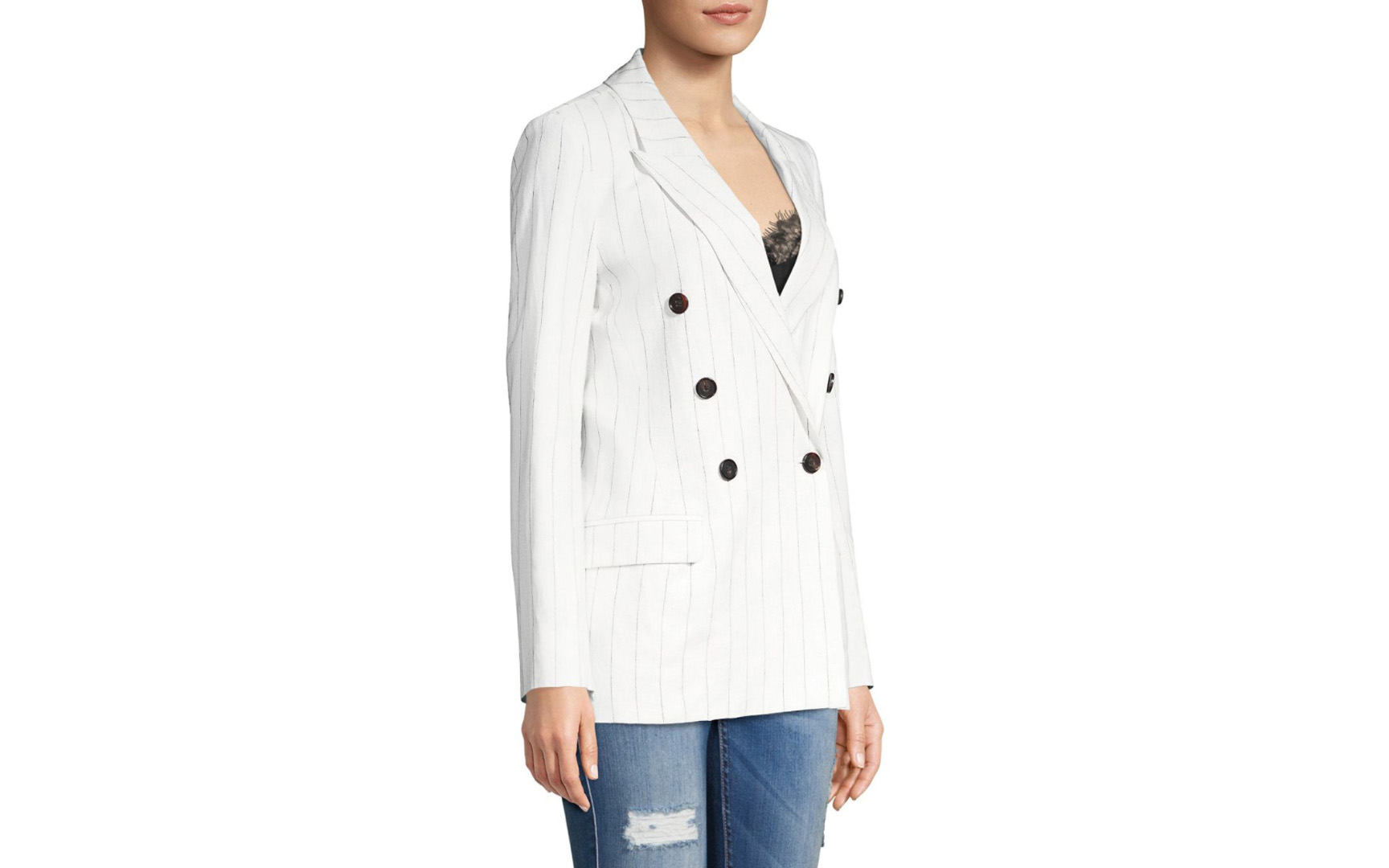 L'Agence Brea Blazer on sale at Saks Off 5th