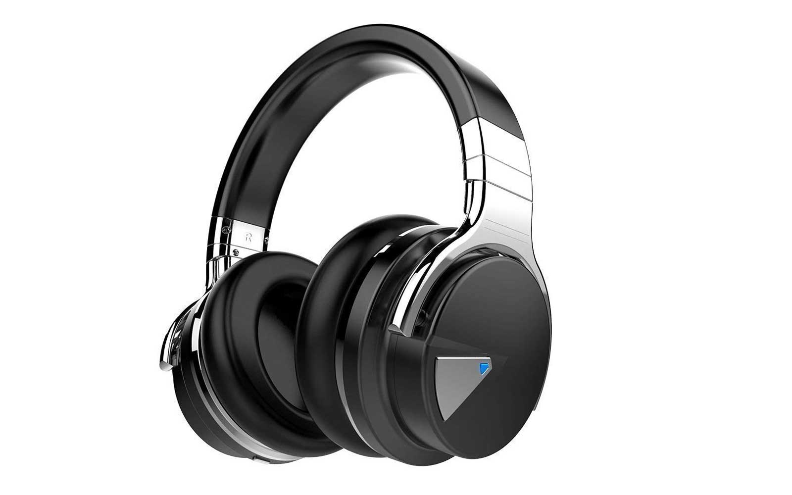 Wireless Noise Cancelling Bluetooth Headphones