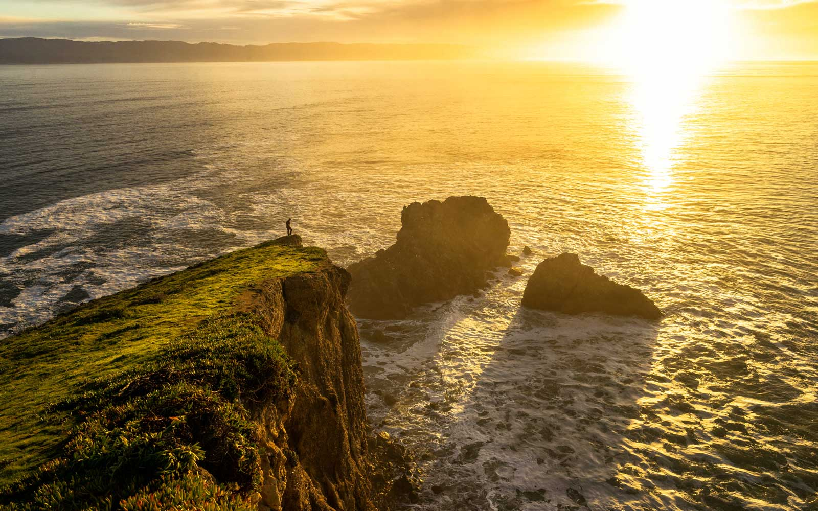 Enjoy everything from hiking and biking to body surfing and kayaking at Point Reyes National Seashore. .