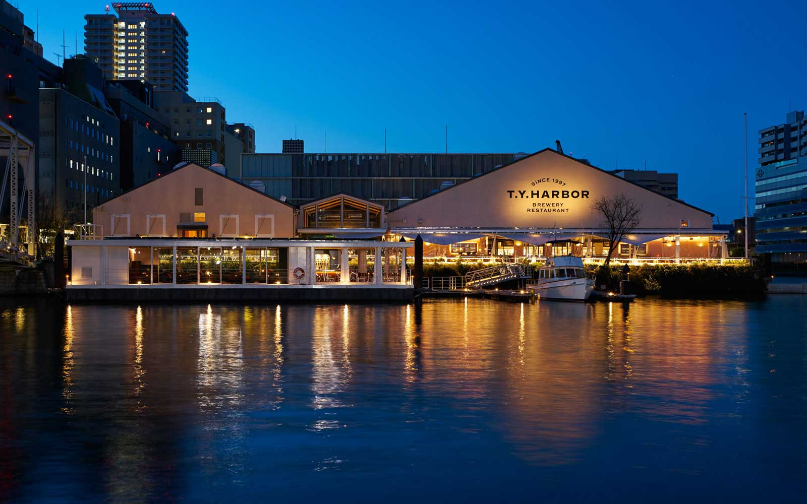 TY Harbor Brewery and Restaurant Japan