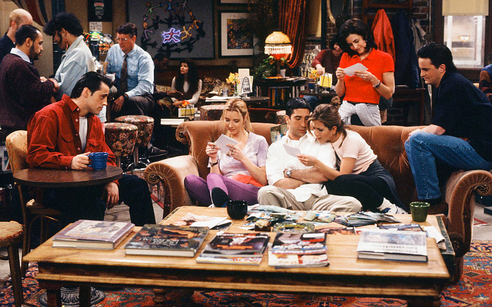 The Friends Limited Edition Central Perk Coffee is Officially Available on Amazon