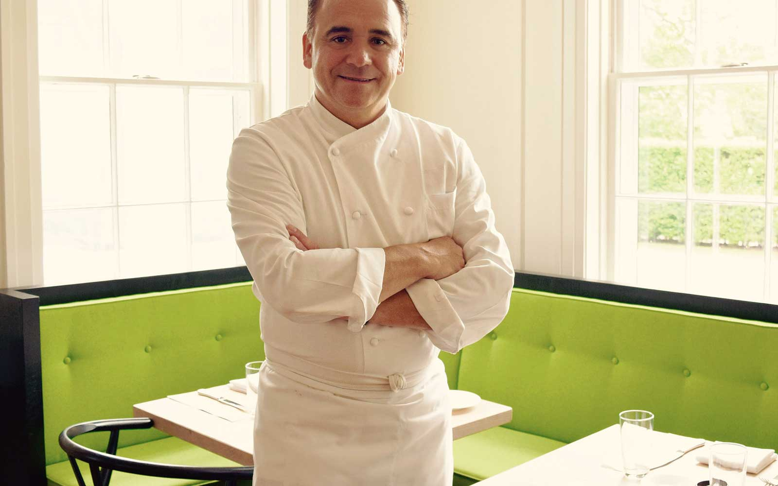 Jean-Georges at Topping Rose House
