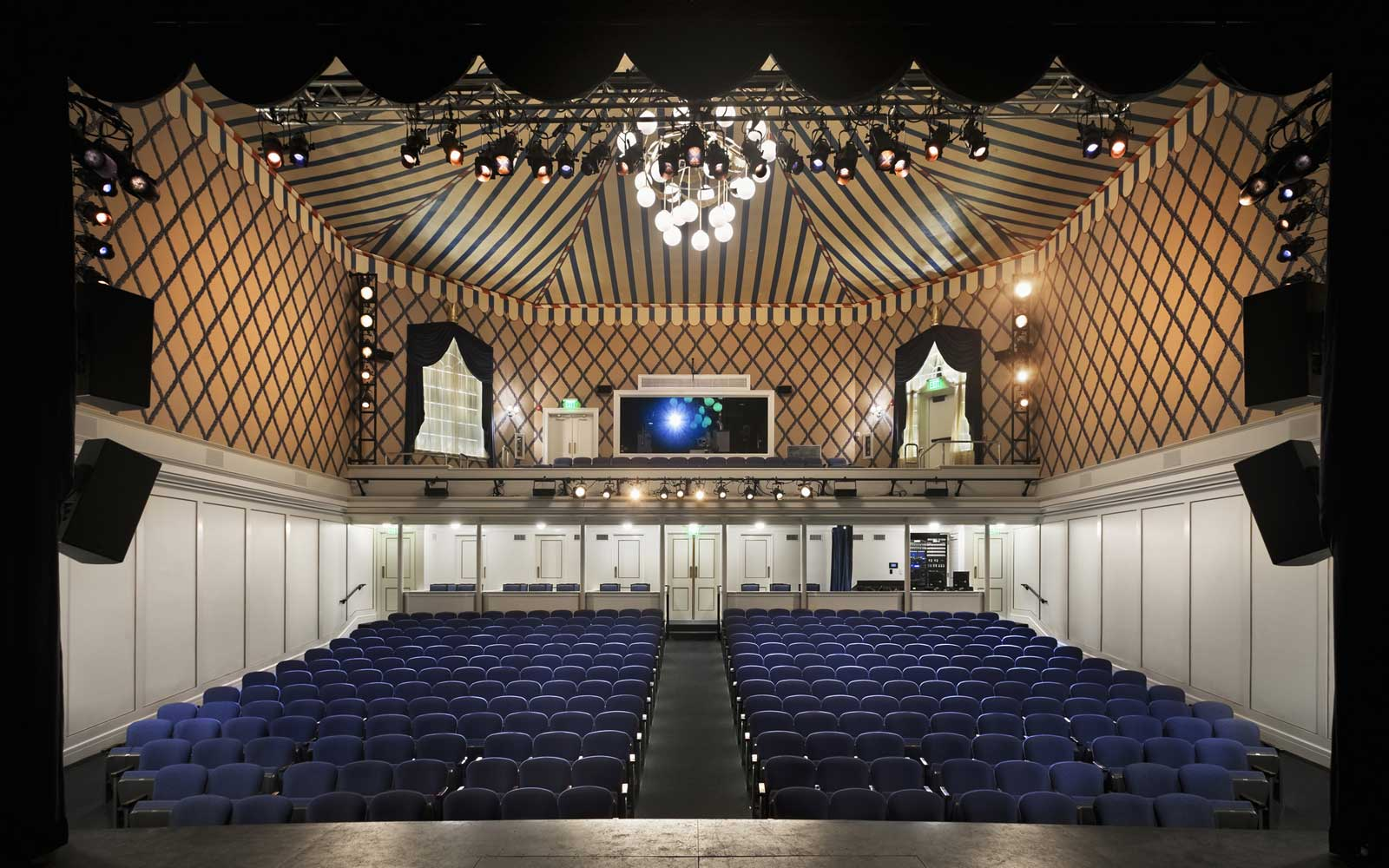 Theater House at Guild Hall, Hamptons, New York