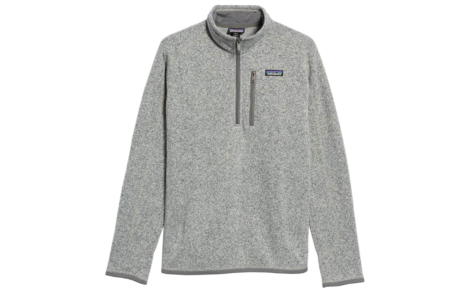 Patagonia Better Sweater Quarter Zip Fleece Jacket