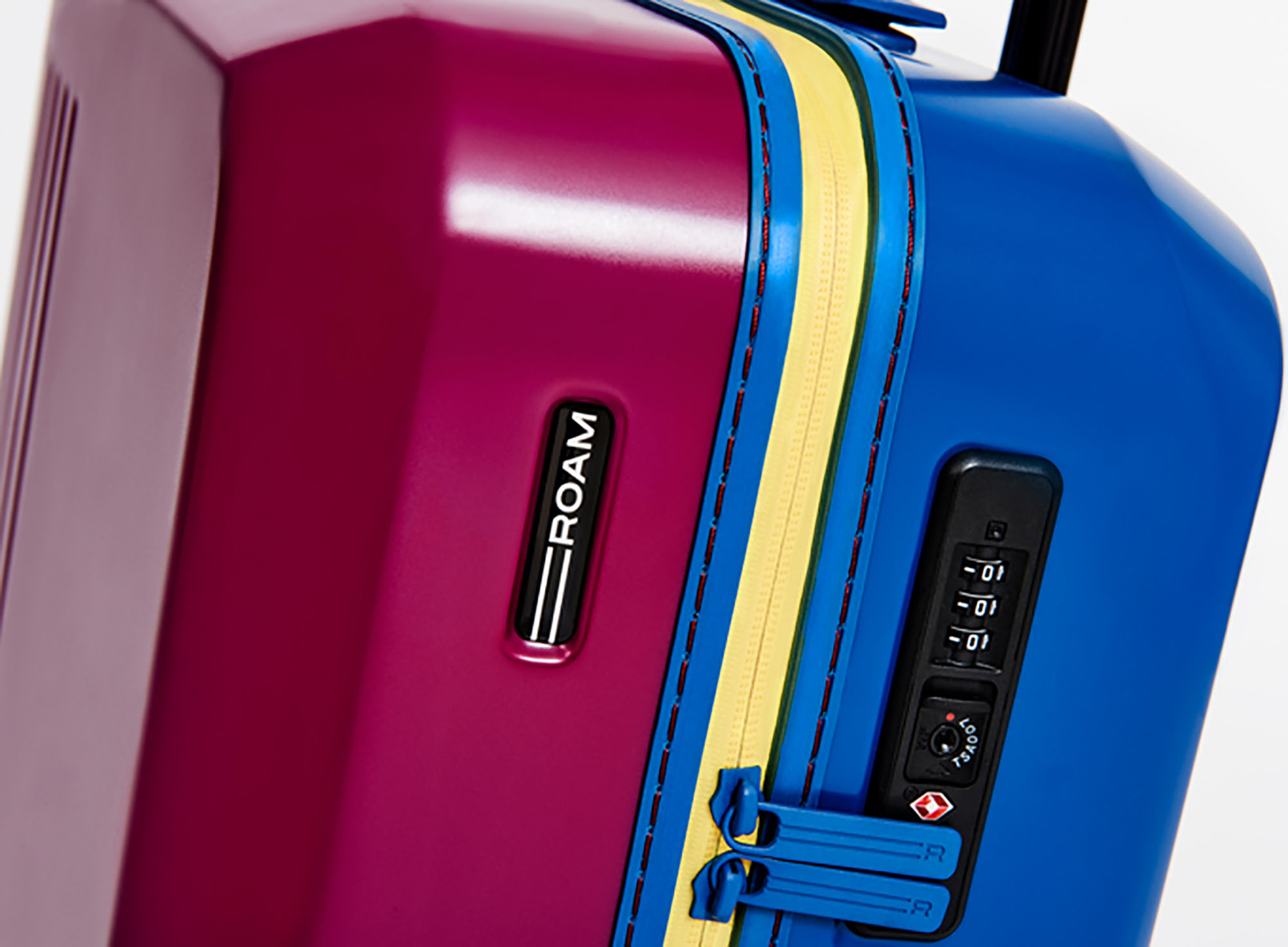ROAM Customizable Luggage