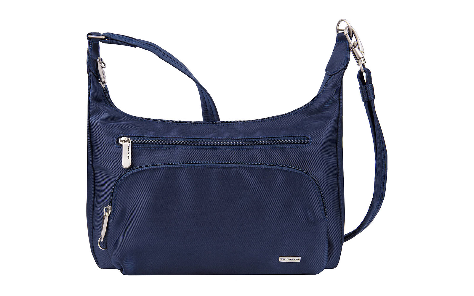 Travelon Anti-Theft Front Pocket Crossbody Bag with RFID