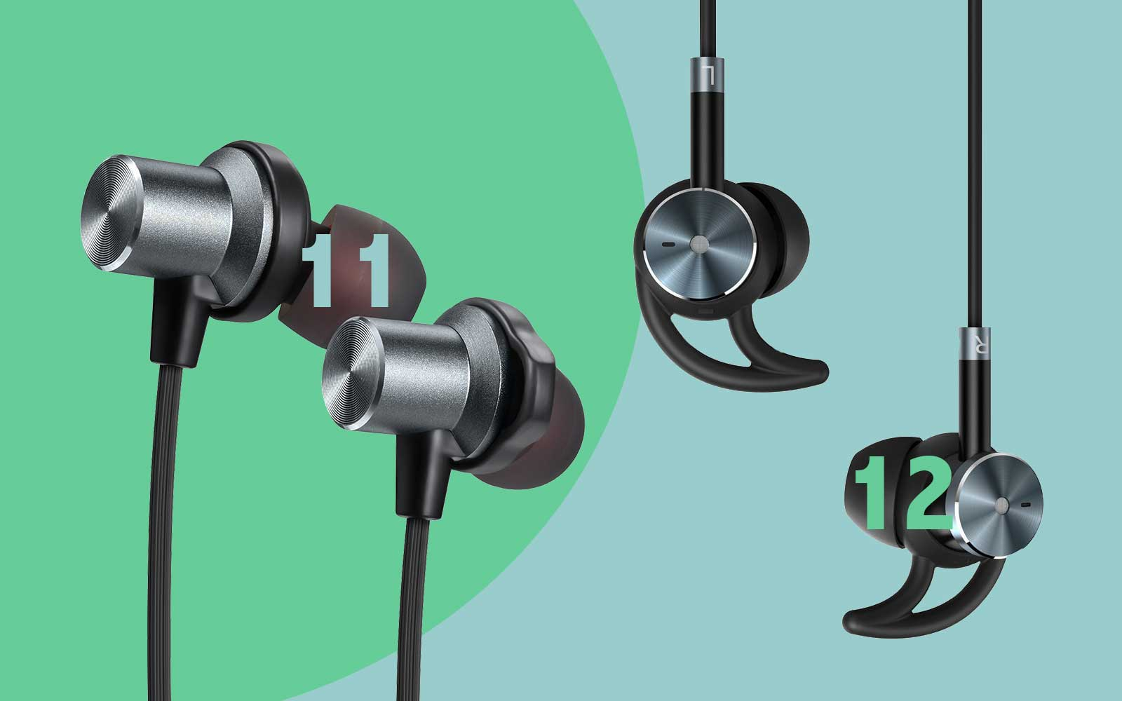 Cheap noise-canceling headphones from Tesson and TaoTronics