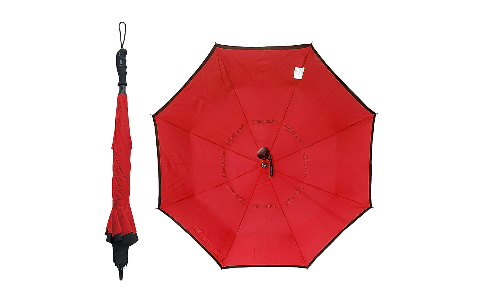 BetterBrella Reverse Open Umbrella