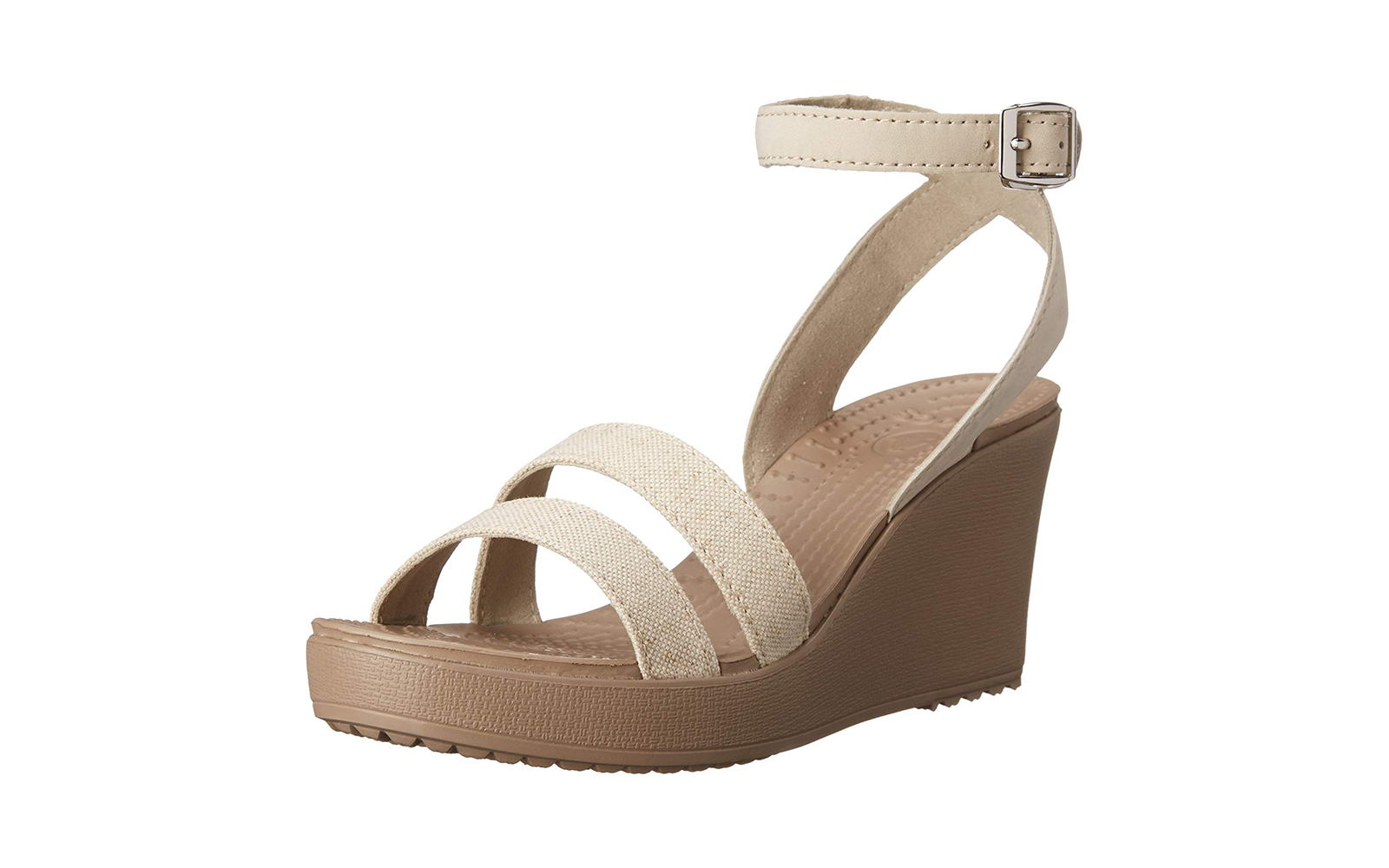 Crocs Leigh Wedge Sandal Shoe
