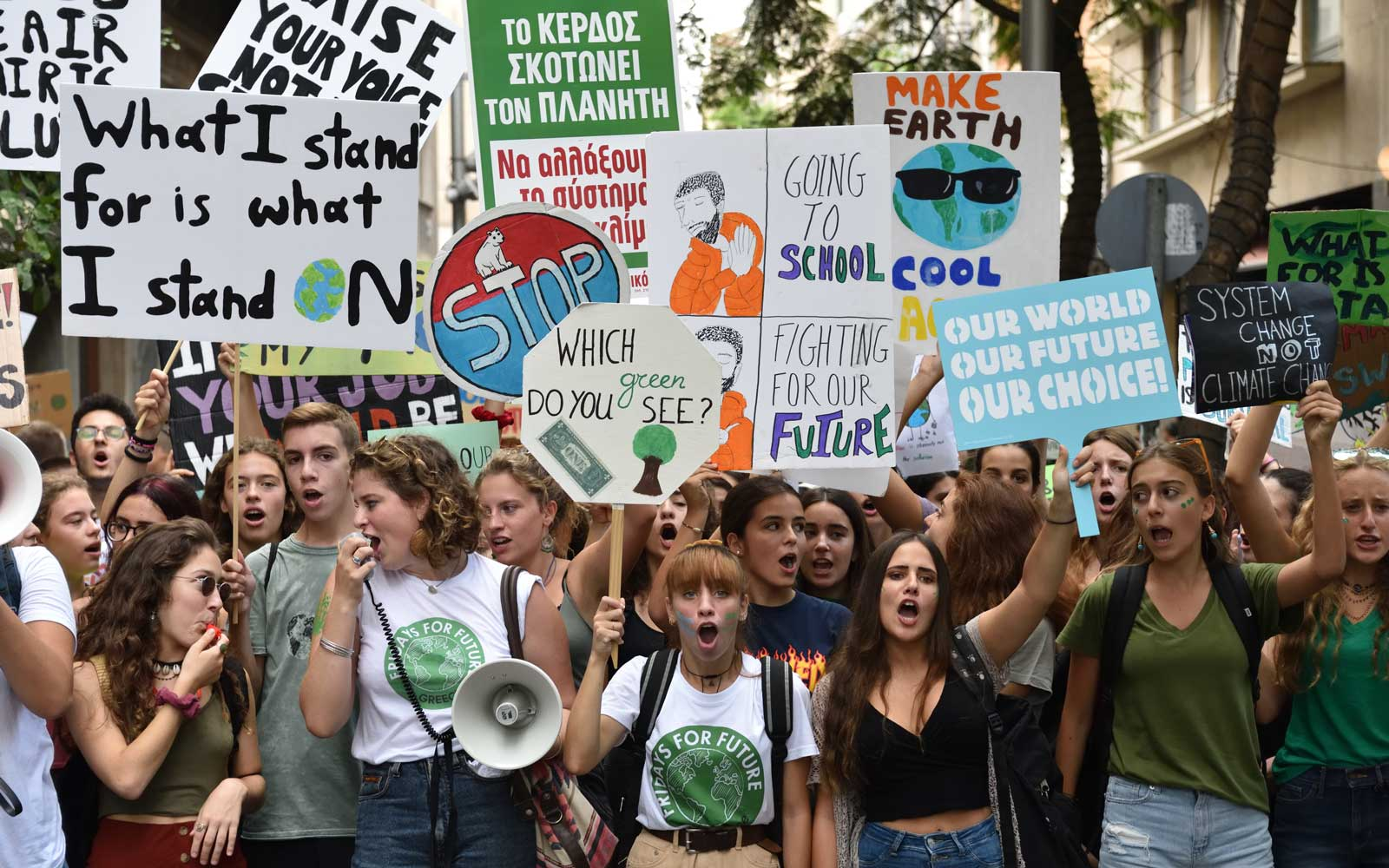 Global Climate Strike, September 20, 2019