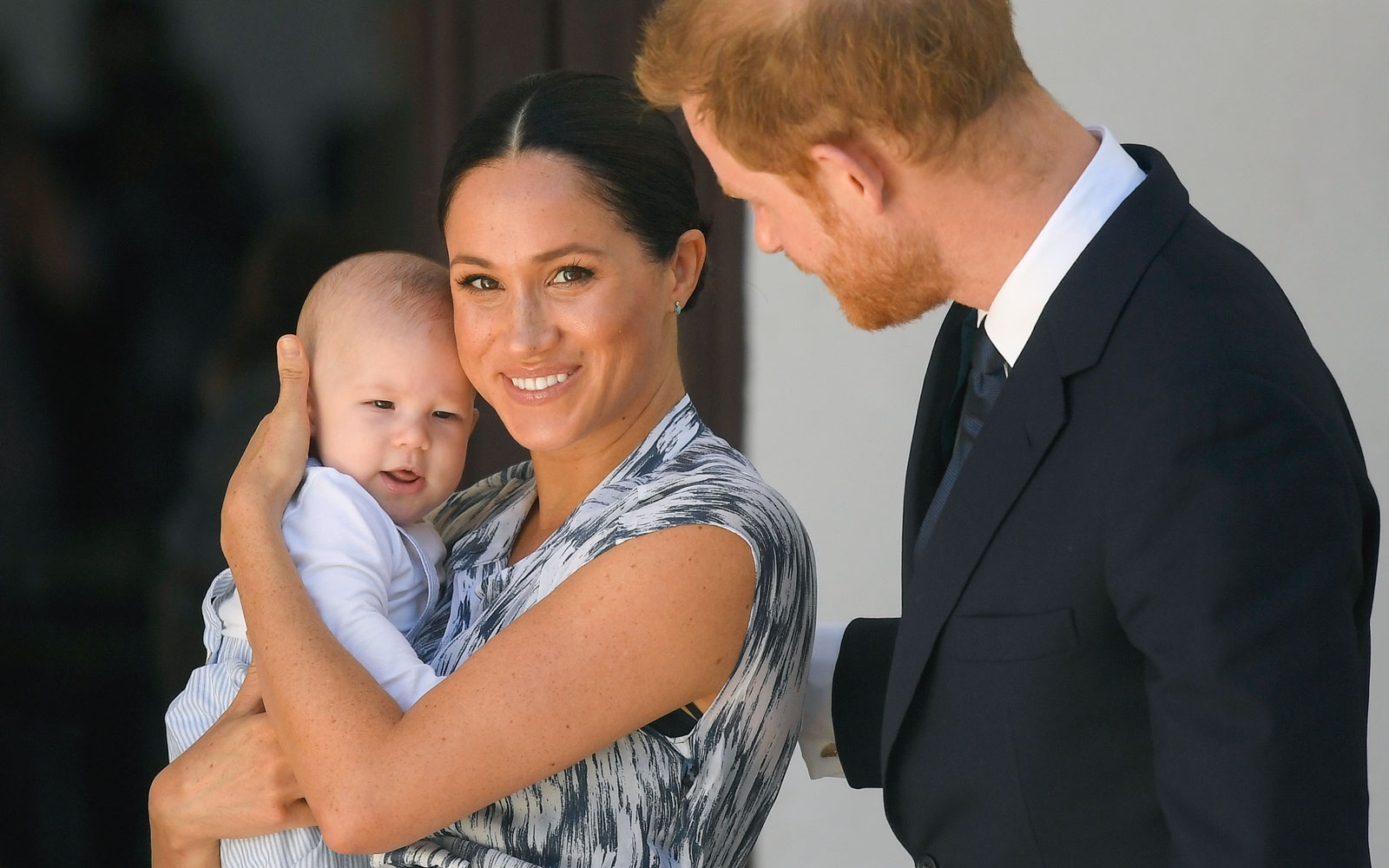 Meghan Markle, Prince Harry, and son Archie