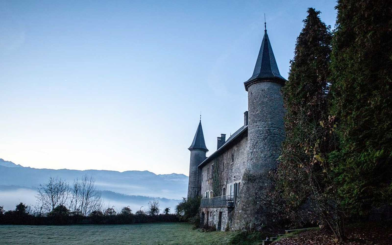 Haunted Castles You Can Rent in Europe