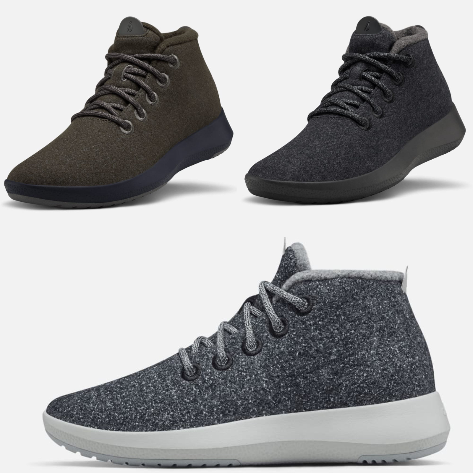 Allbirds Wool Runner-up Mizzles