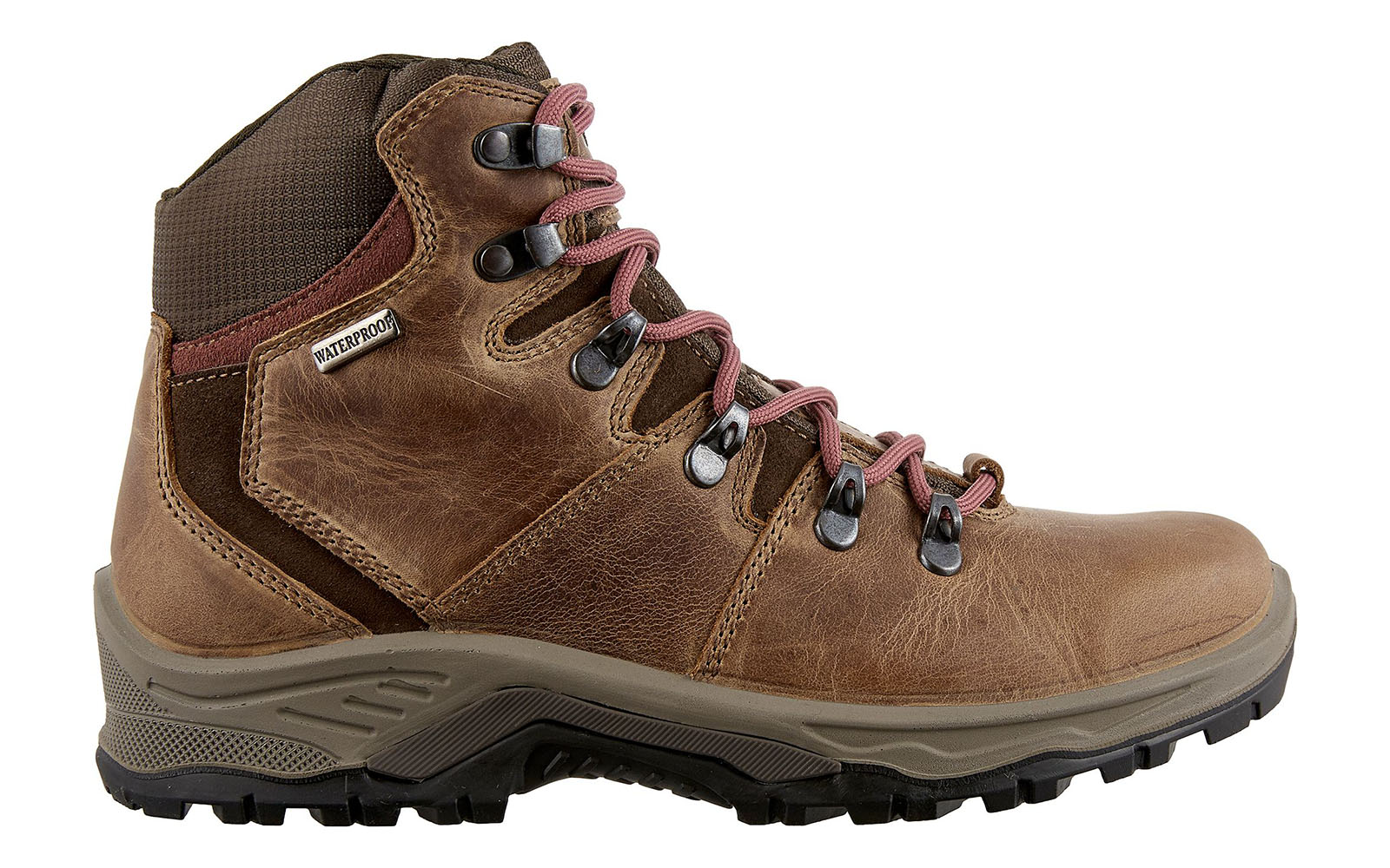 Alpine Design Passare Waterproof Hiking Boots