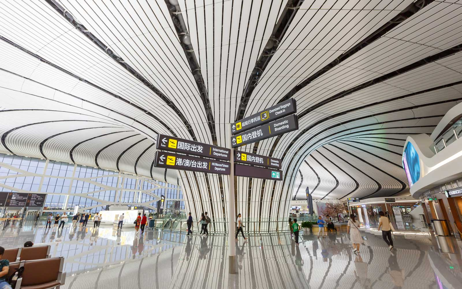 Beijing's Daxing International Airport