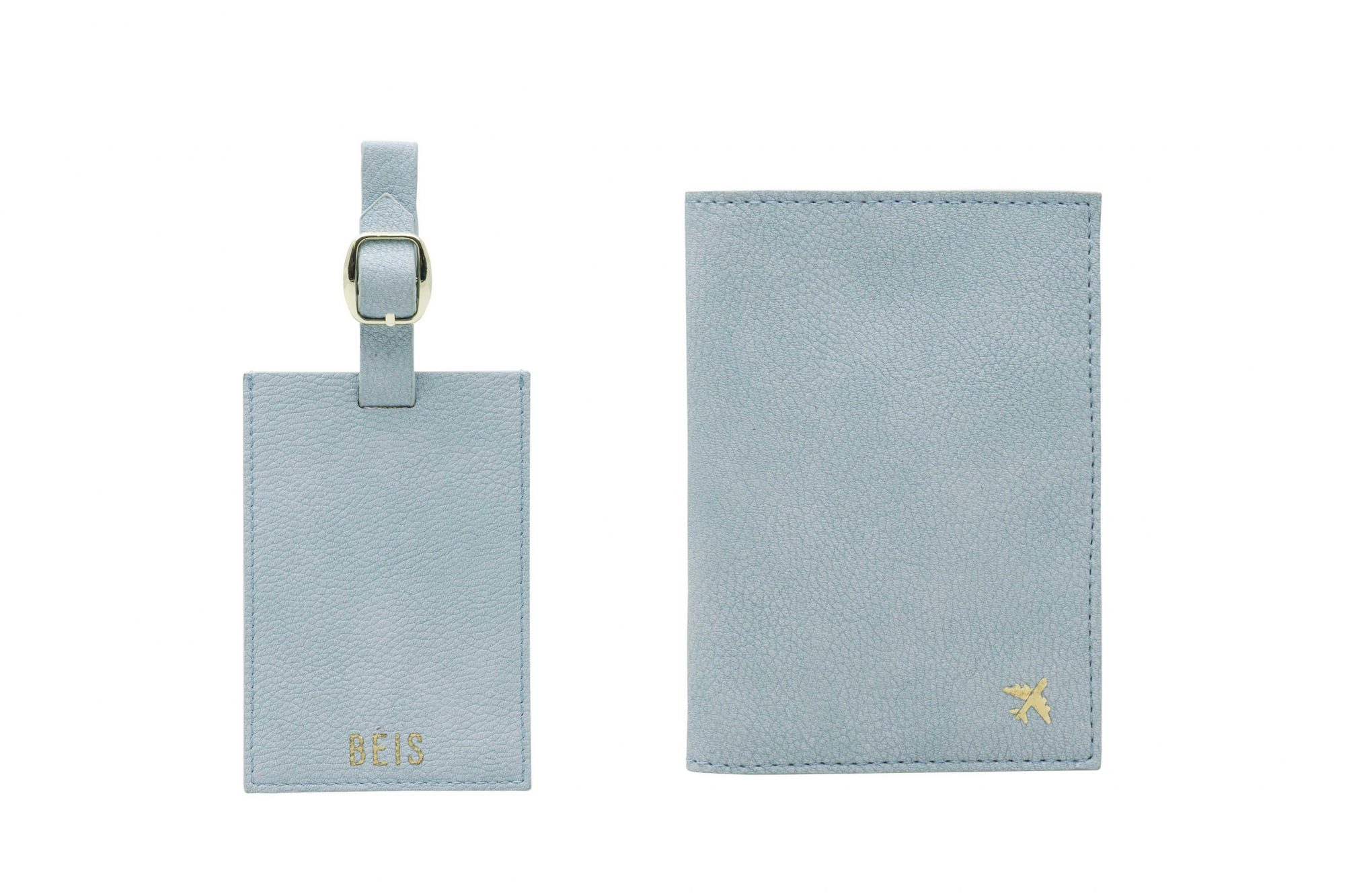 Béis Luggage Tag and Passport Holder