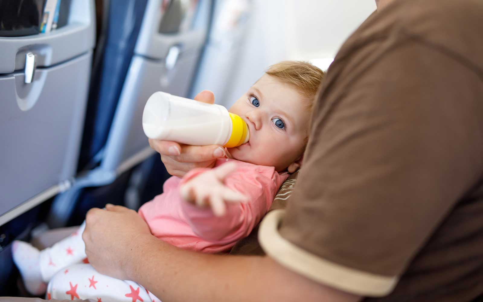 Babies on Airplanes