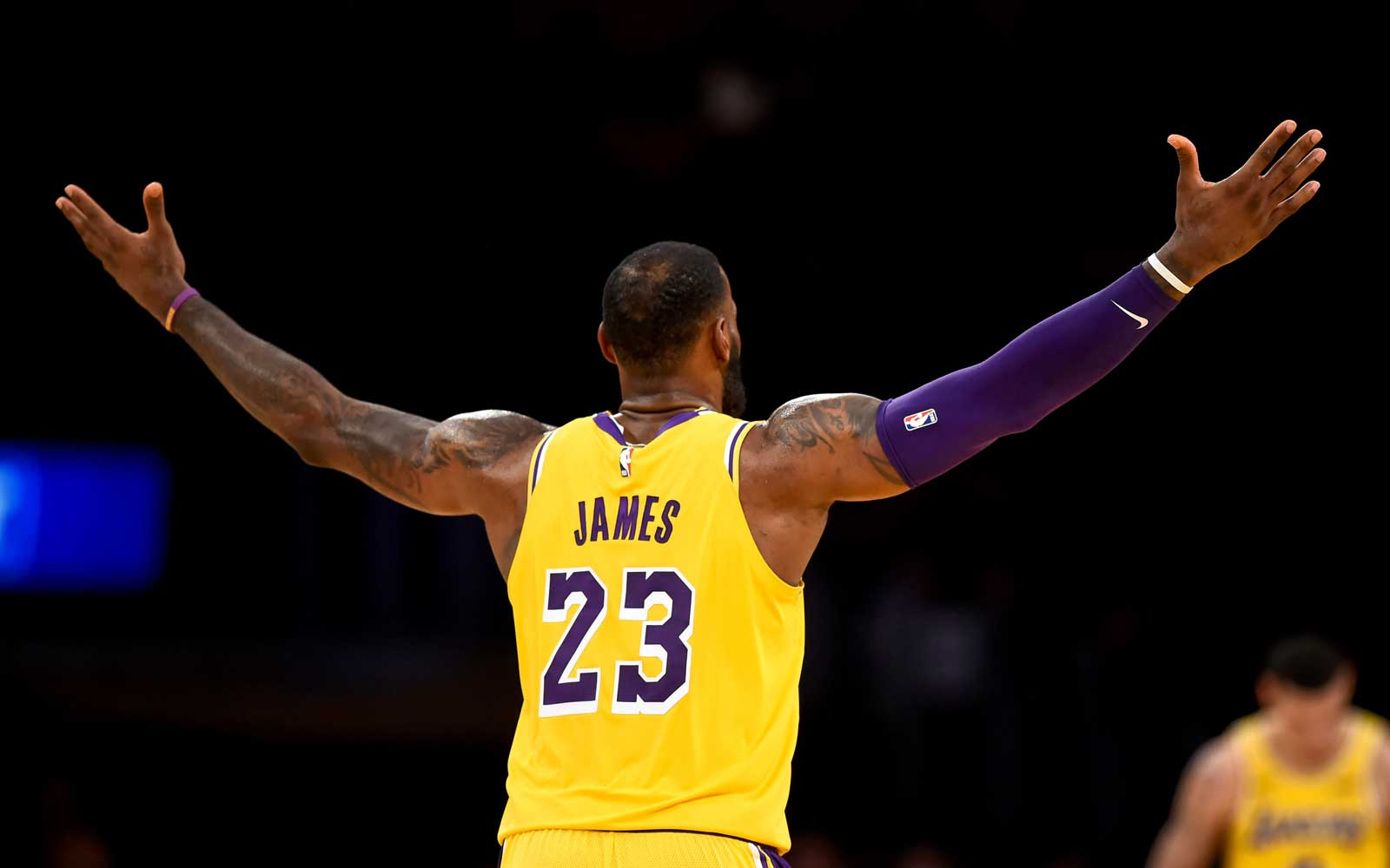 Lebron James, Los Angeles Lakers Game Tickets