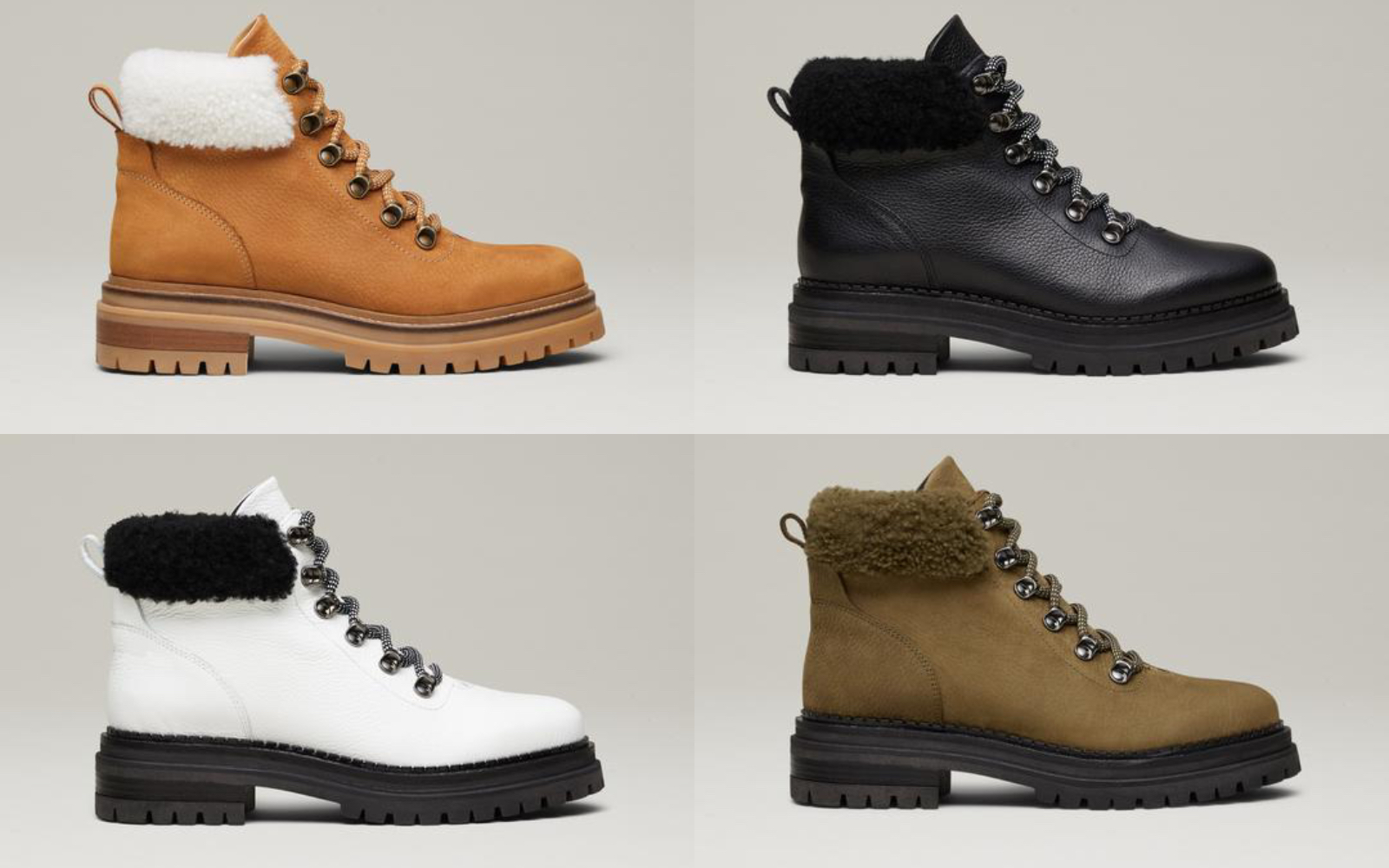 The Alpi Shearling Boot