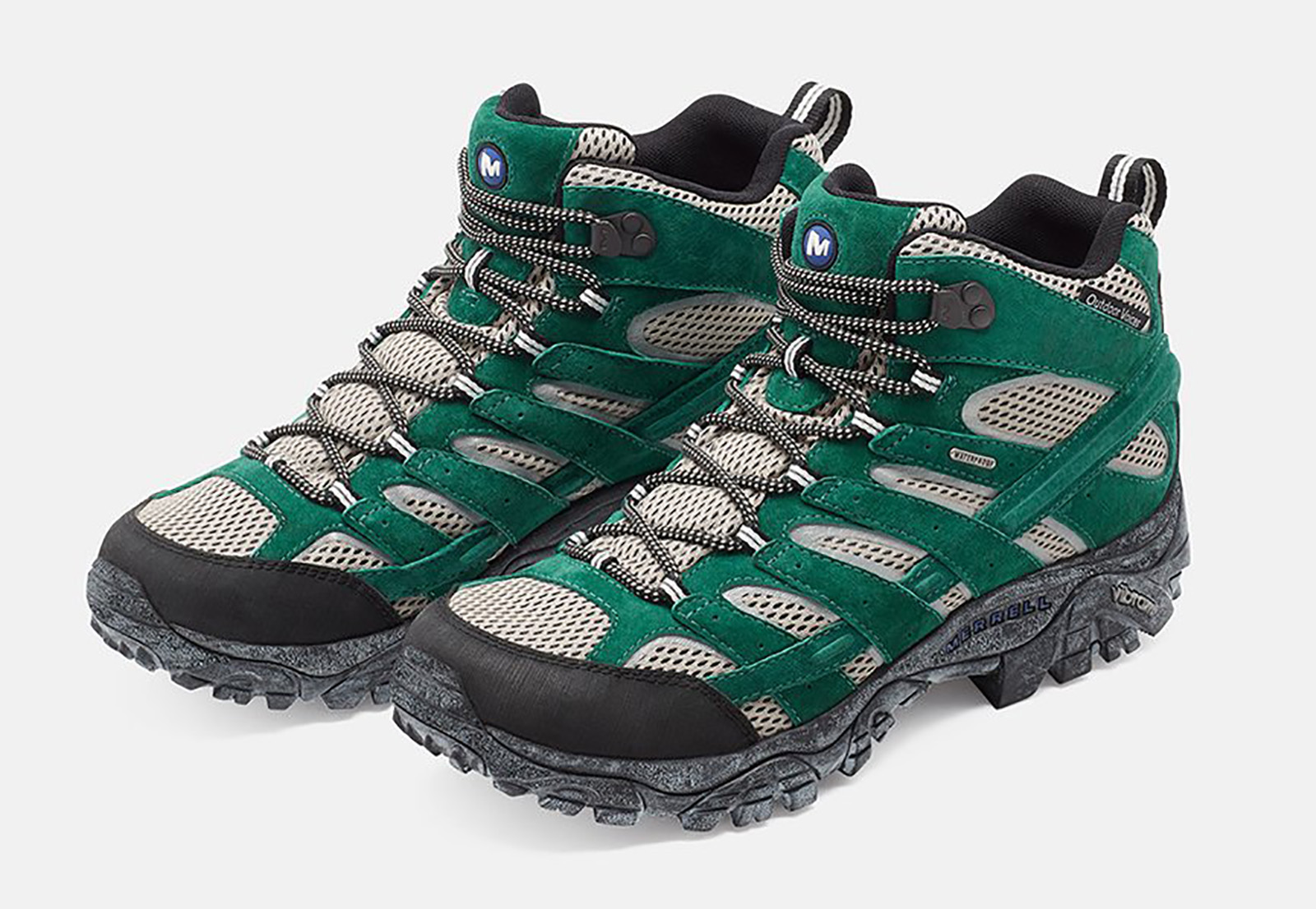 Merrell Outdoor Voices Collaboration Mens Moab