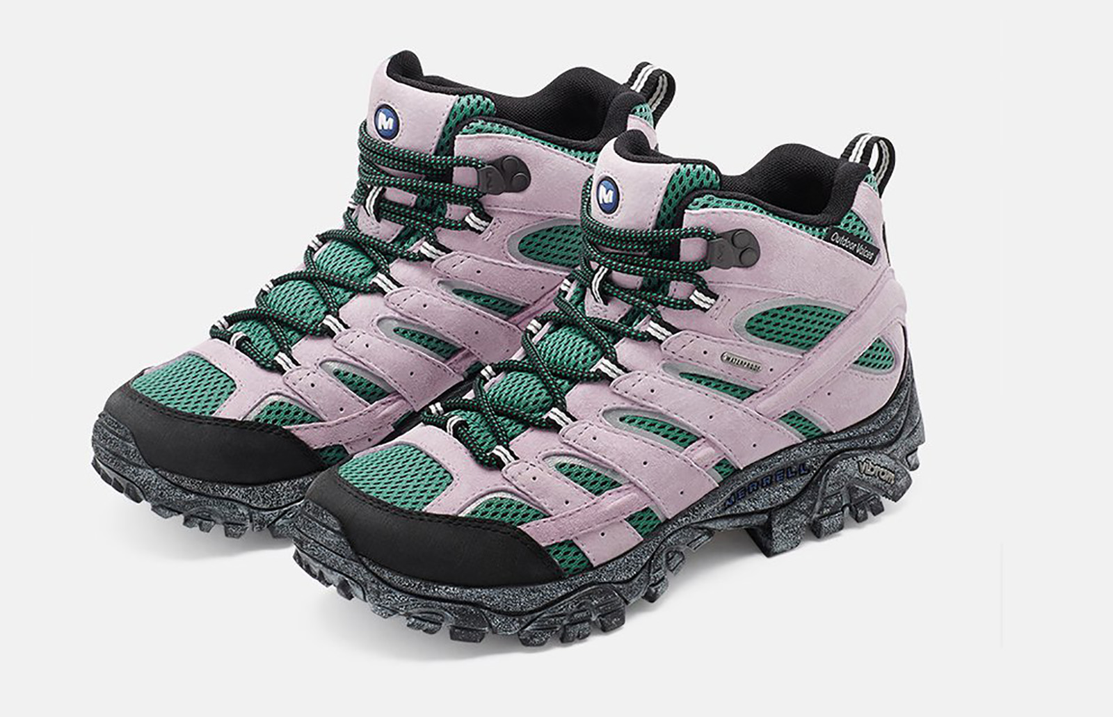 Merrell Outdoor Voices Collaboration Womens Moab