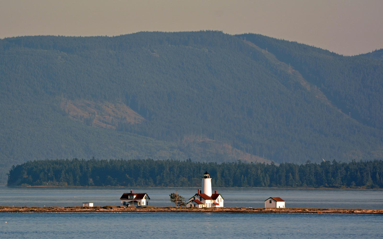 New Dungeness Lighthouse, Washington