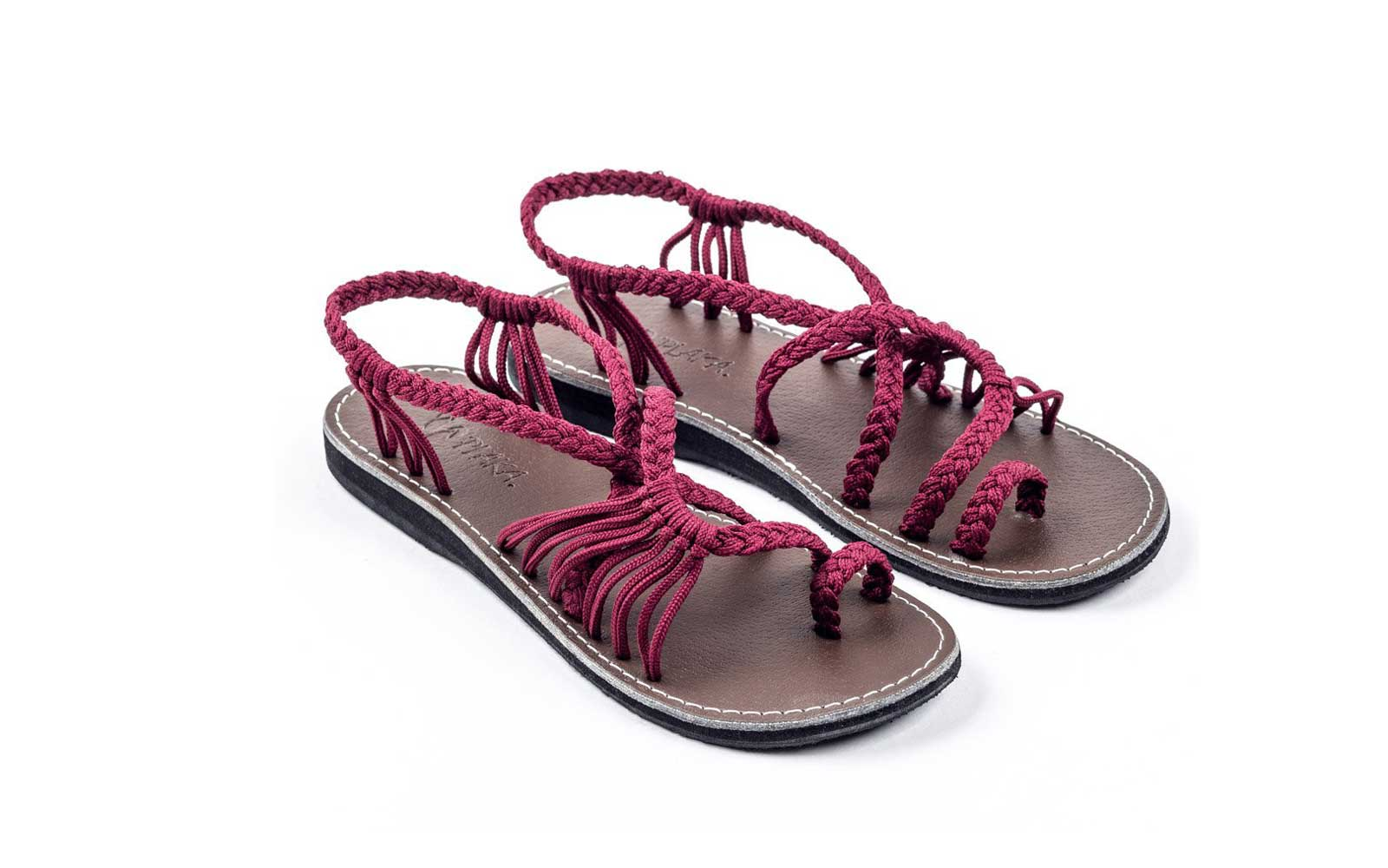 The Affordable Crowd-favorite: Plaka 'Palm Leaf' Sandals