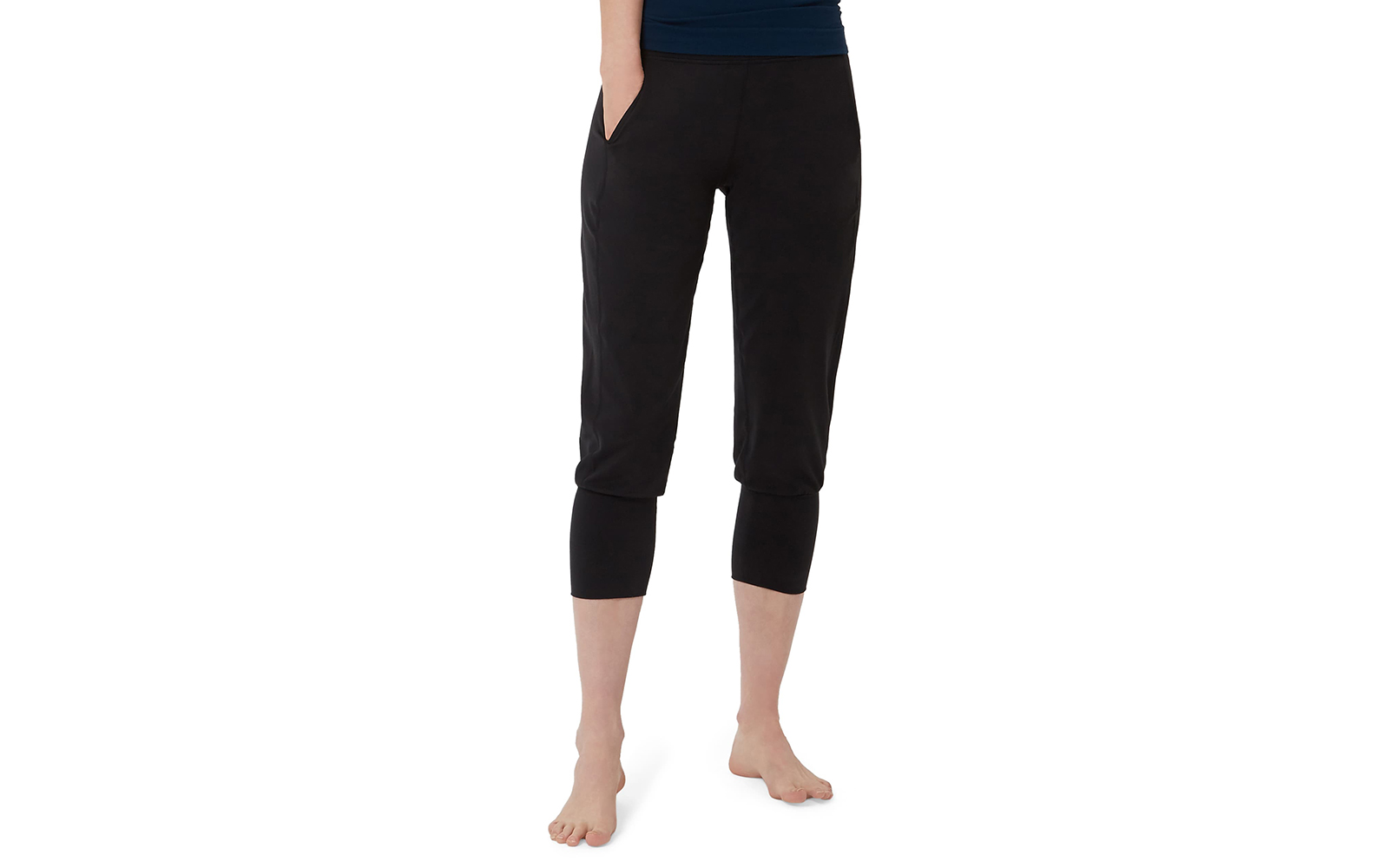 Sweaty Betty Garudasana Crop Yoga Trousers