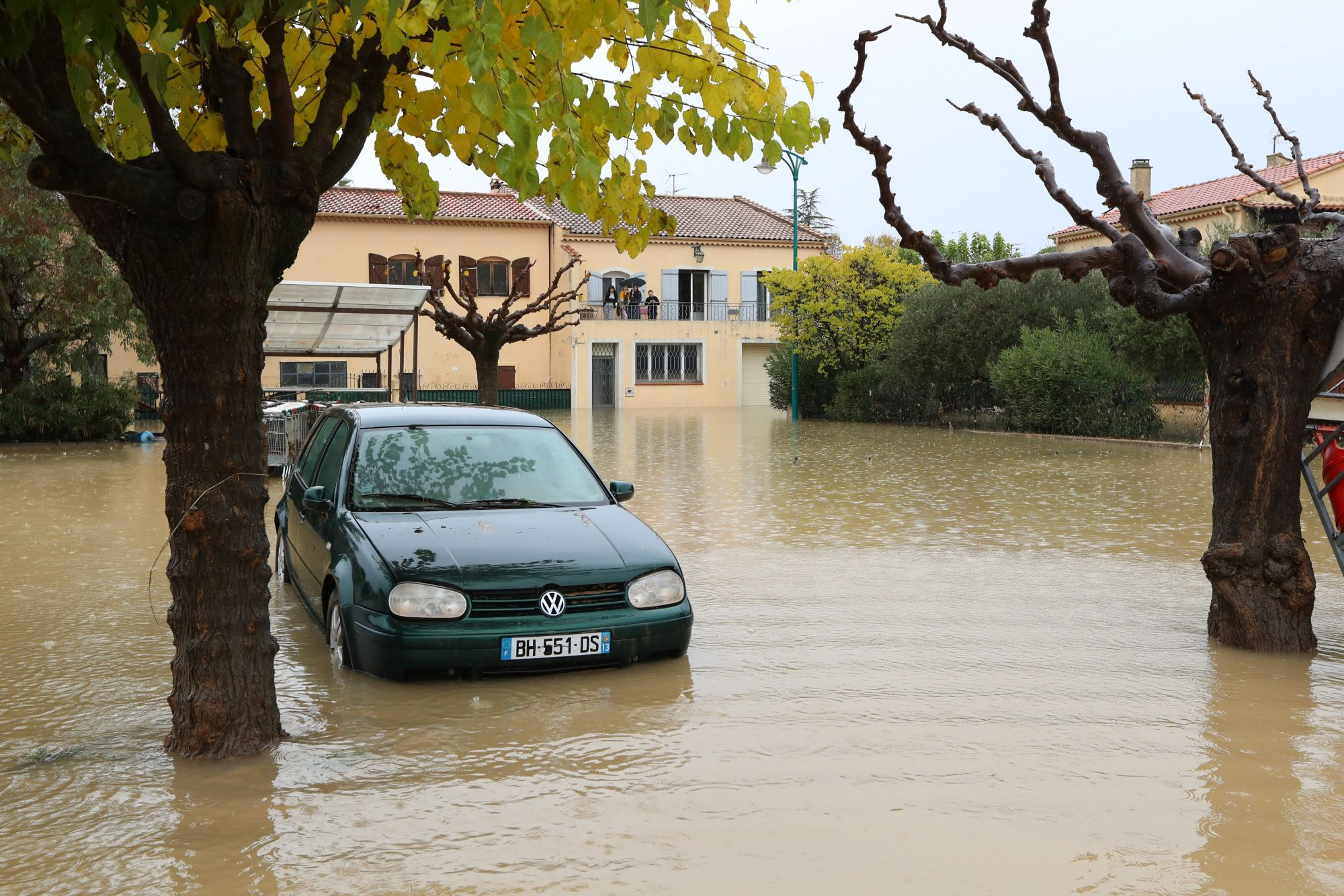 Floods in France