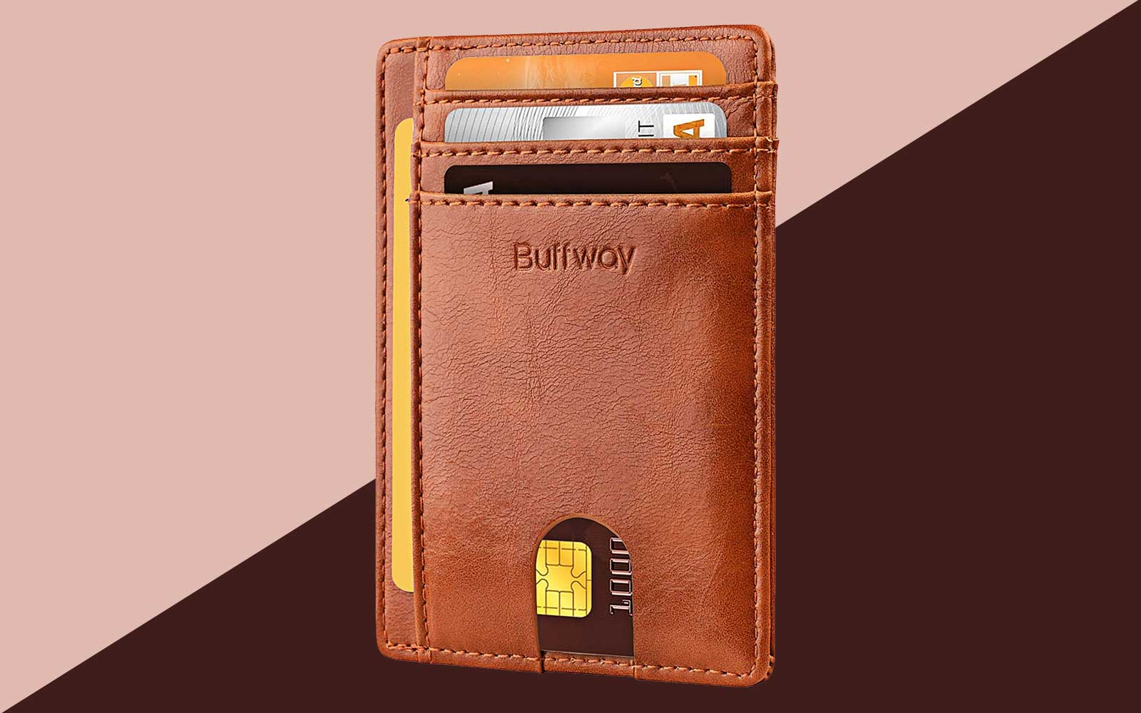 Buffway RFID-blocking Wallet