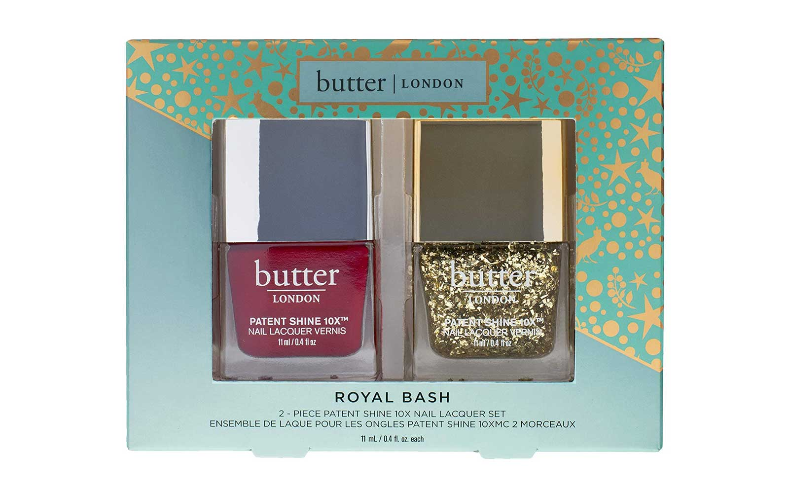 Butter London Royal Bash Nail Polish Set