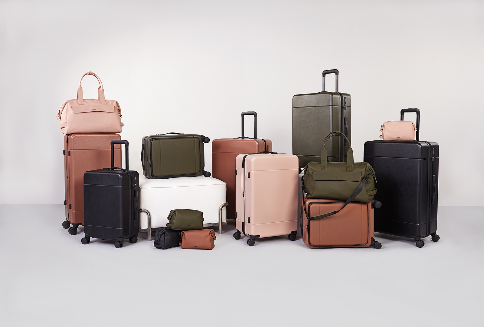 Calpak Hue Collection Luggage