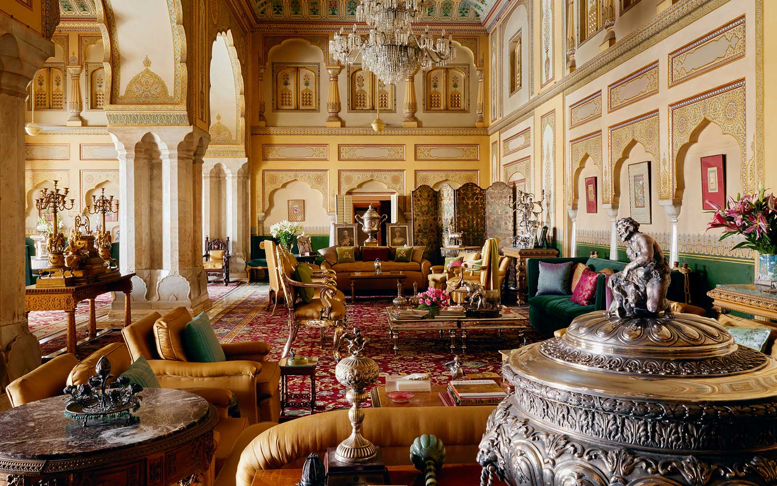 City Palace of Jaipur on Airbnb
