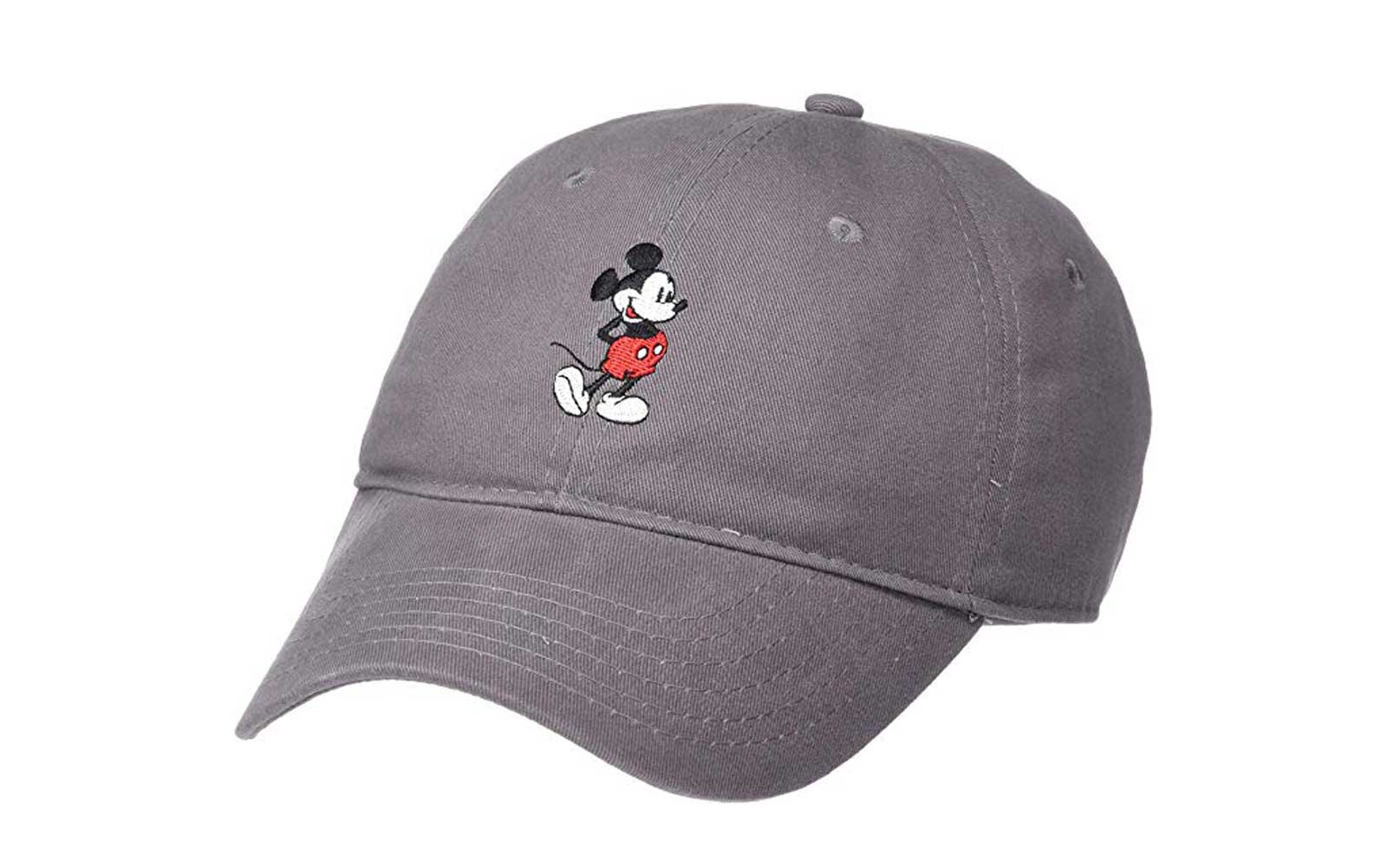 Mickey Mouse Embroidered Hat