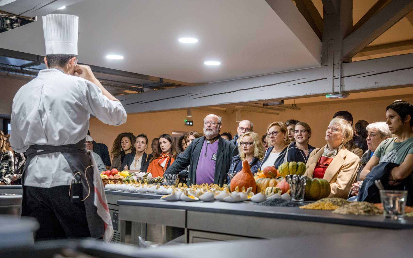 Cite Internationale de la Gastronomie de Lyon