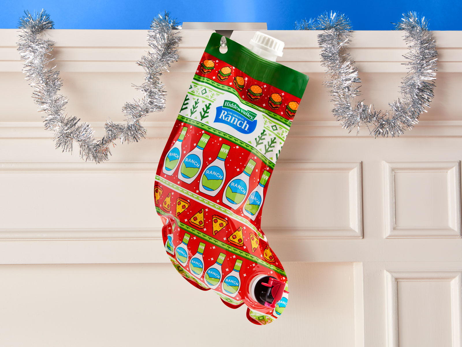 Hidden Valley Ranch Stocking