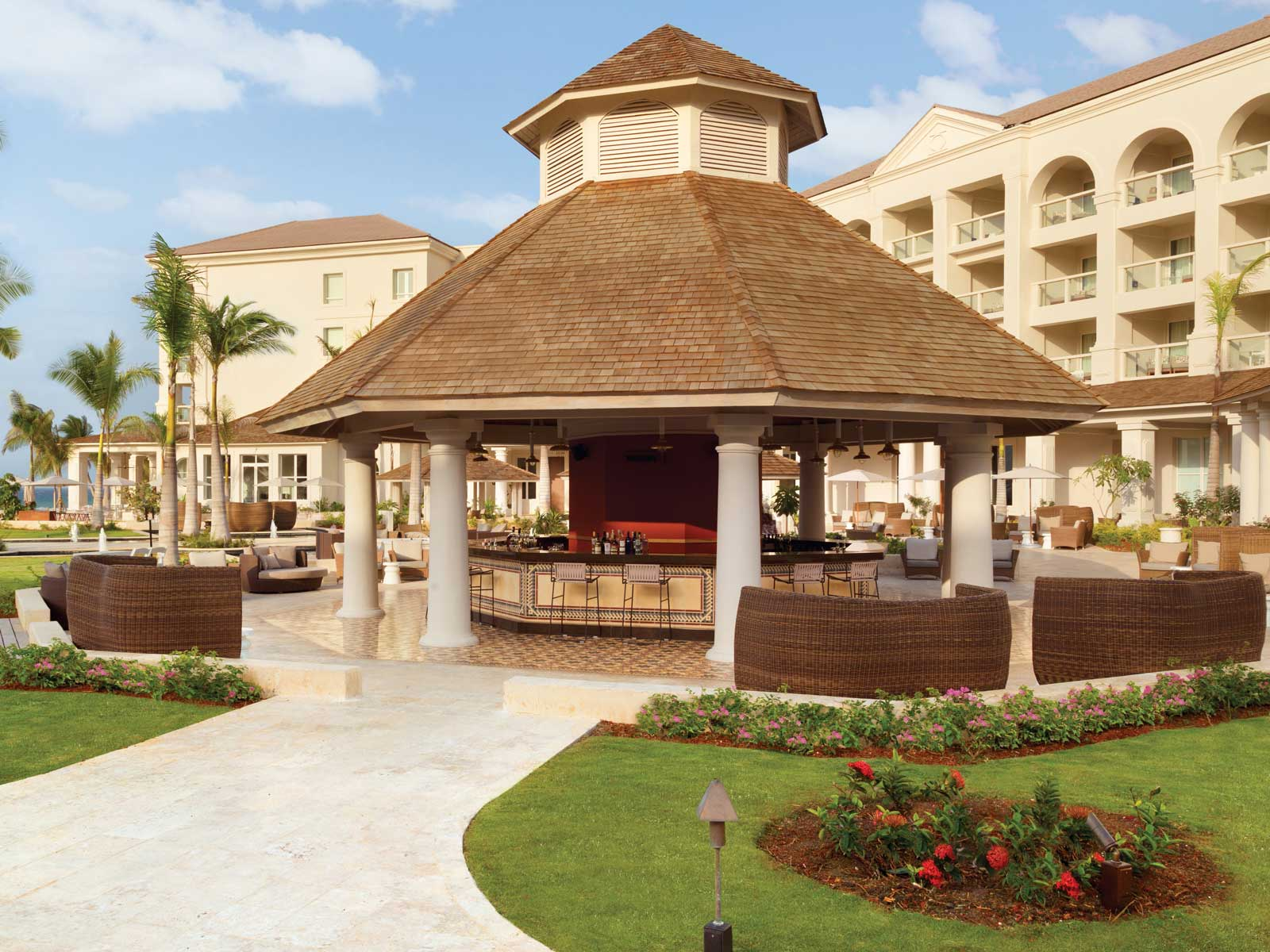 Hyatt Ziva Rose Hall, Jamaica